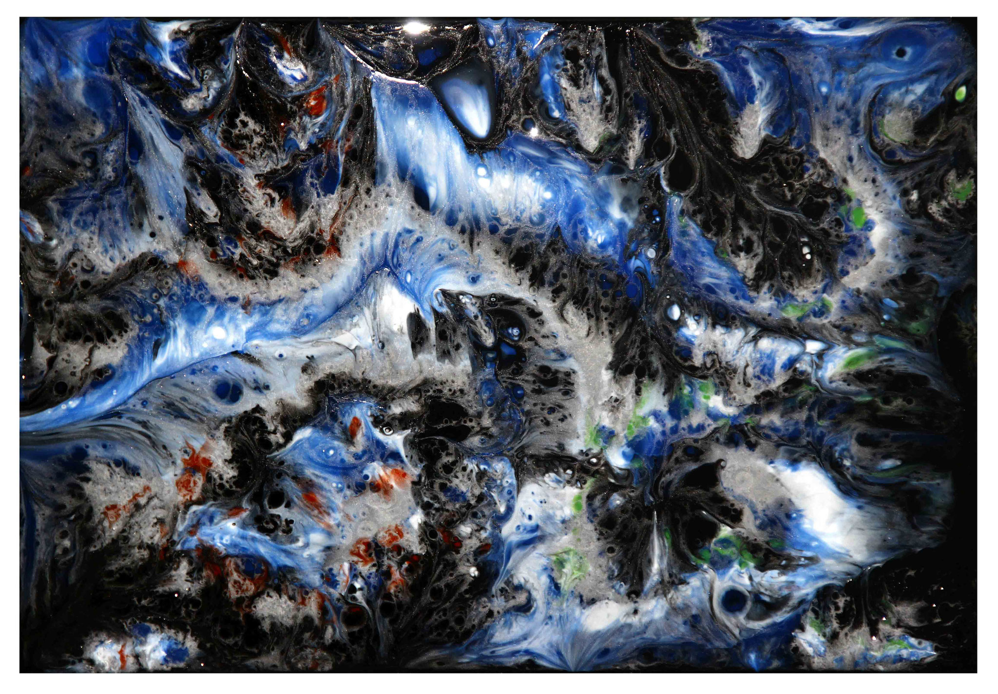 The Space - Resin Art -
