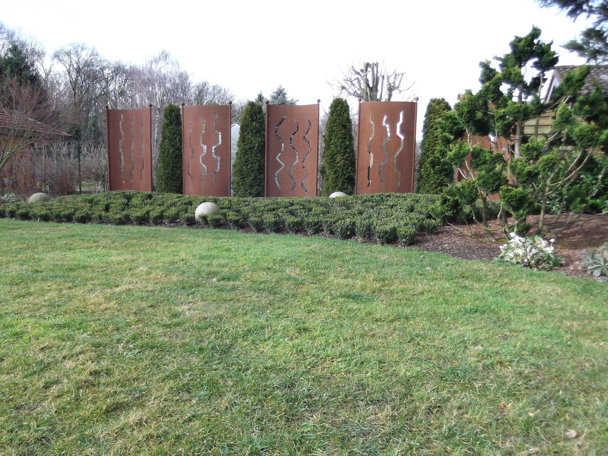 Kunst im Garten - KoGa-Stil