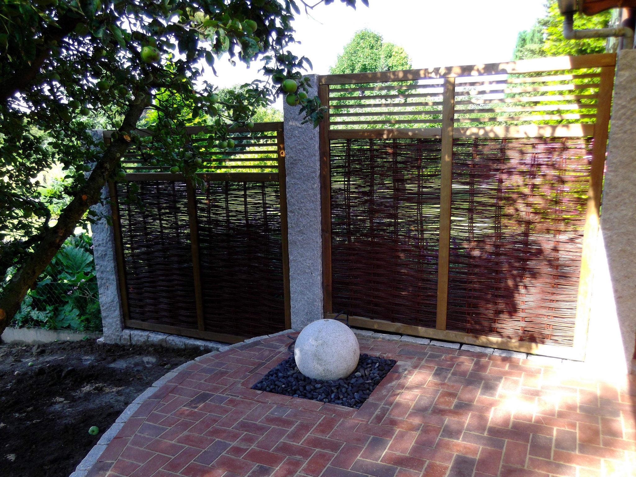 Korfmacher Gartengestaltung hat einen privaten Erholungsort geschaffen.