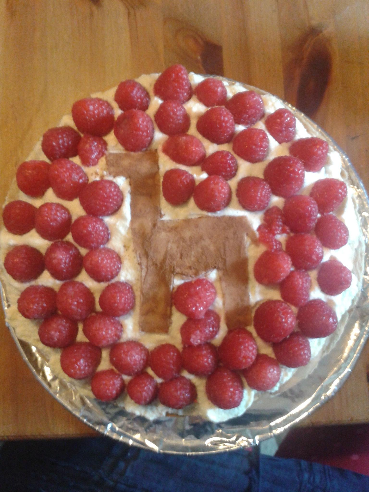 LAMA-Torte ♥