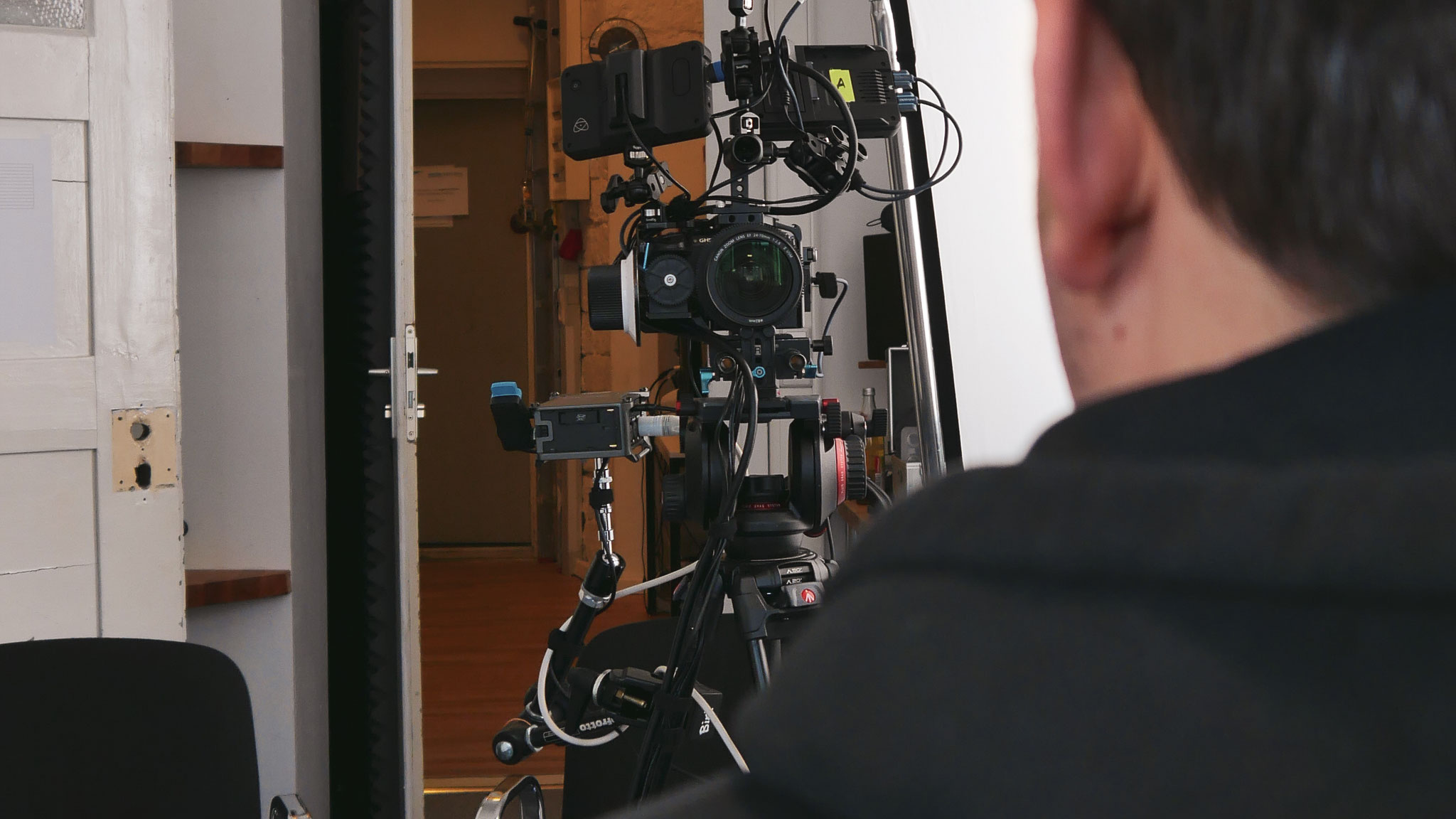 "Videodreh Imagefilm ""AIDS-Hilfe Ulm"""