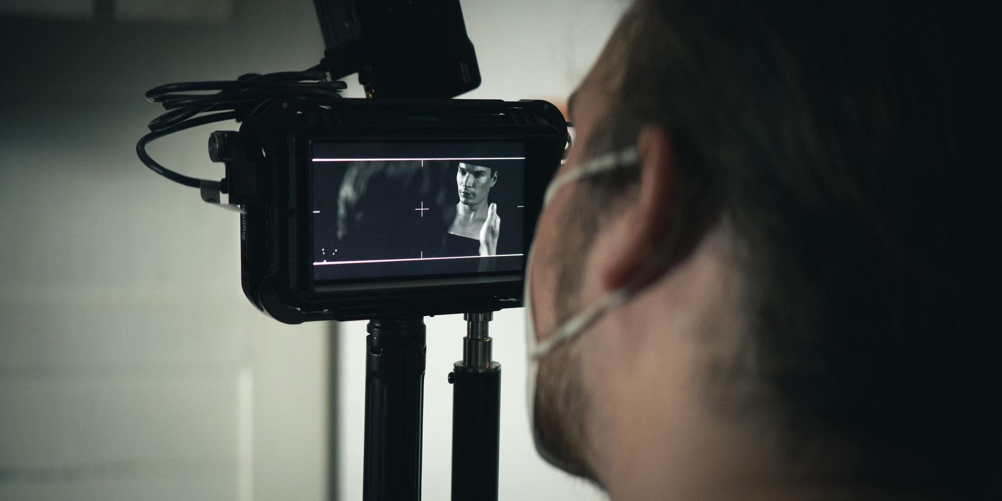 "Videodreh Musikvideo ""Nein"""