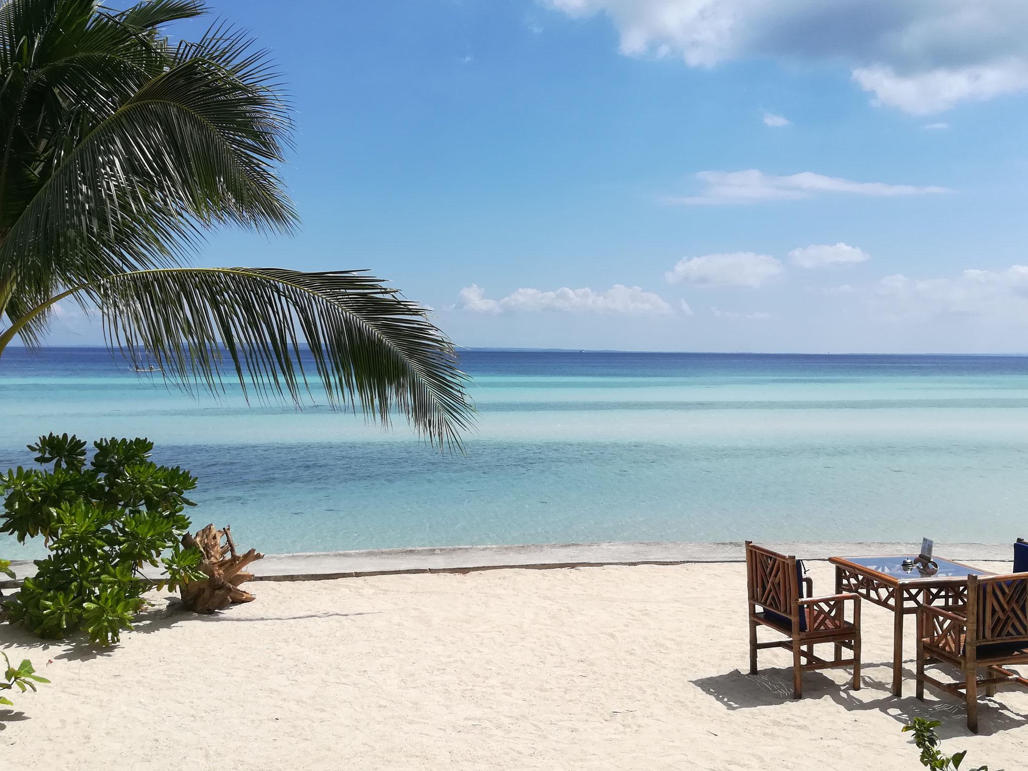 Auf Bantayan Island