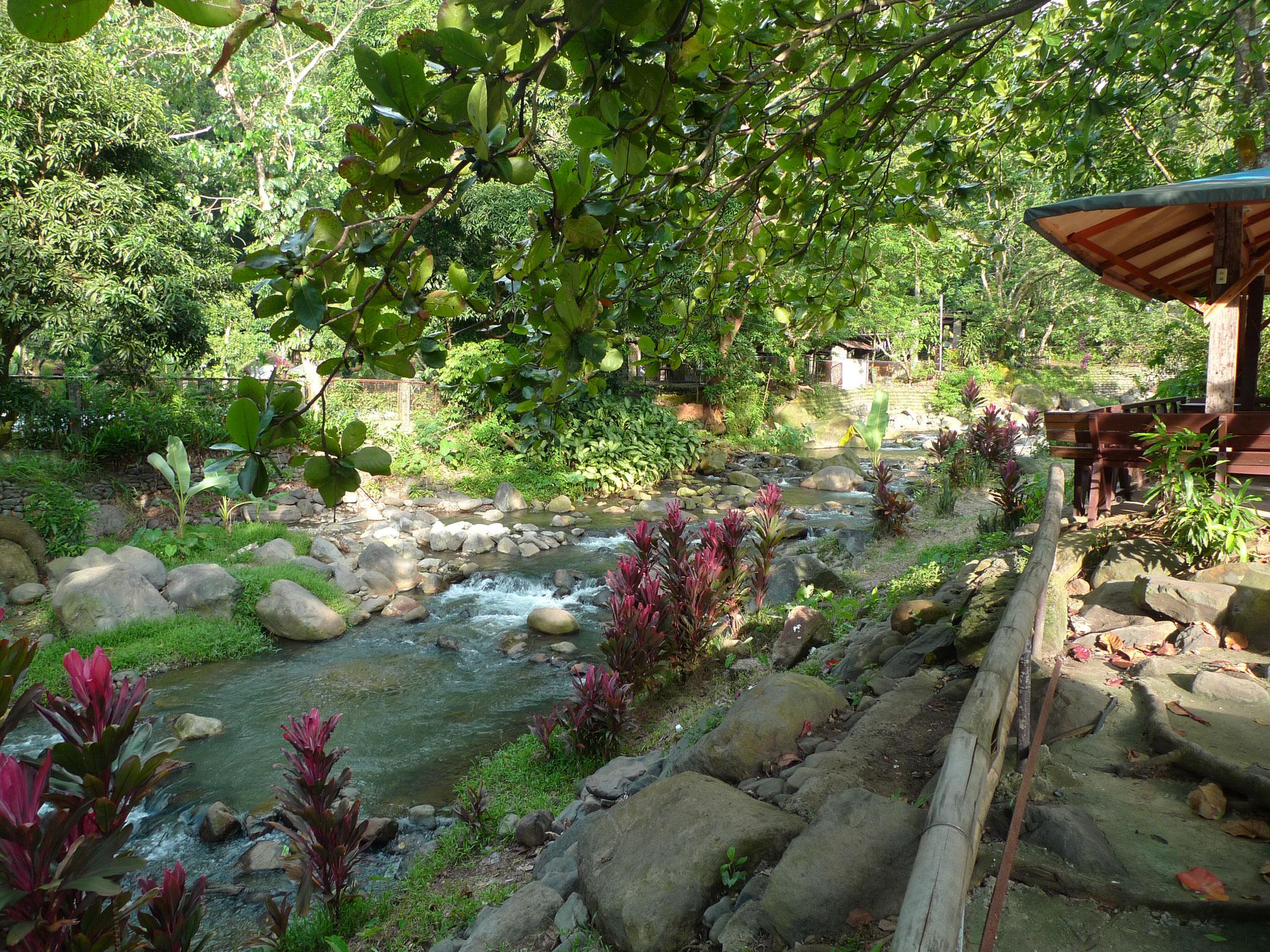 Im Mambukal Resort auf Negros