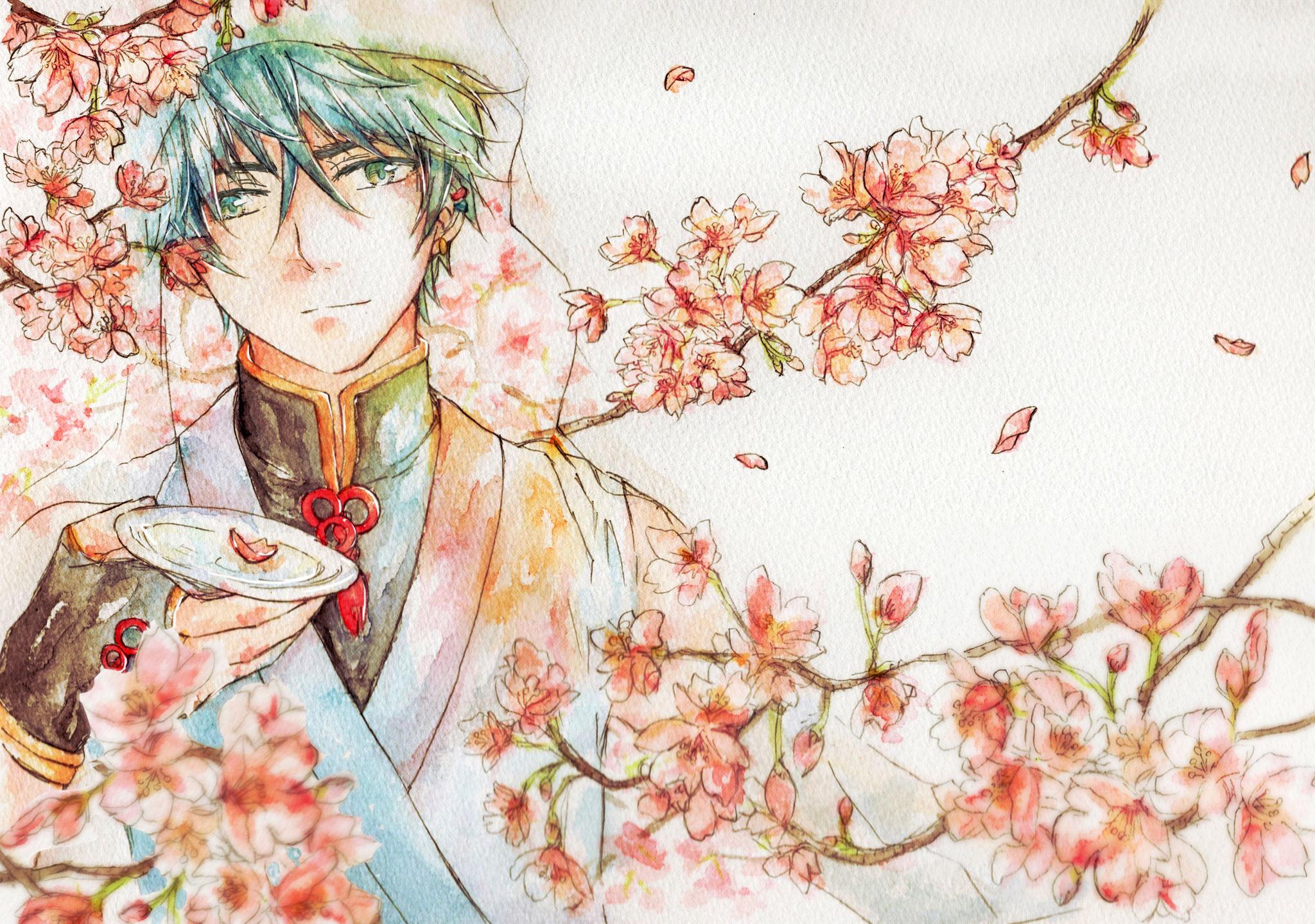 「儚き浮世に花は咲く」 最新版。 物語其之七