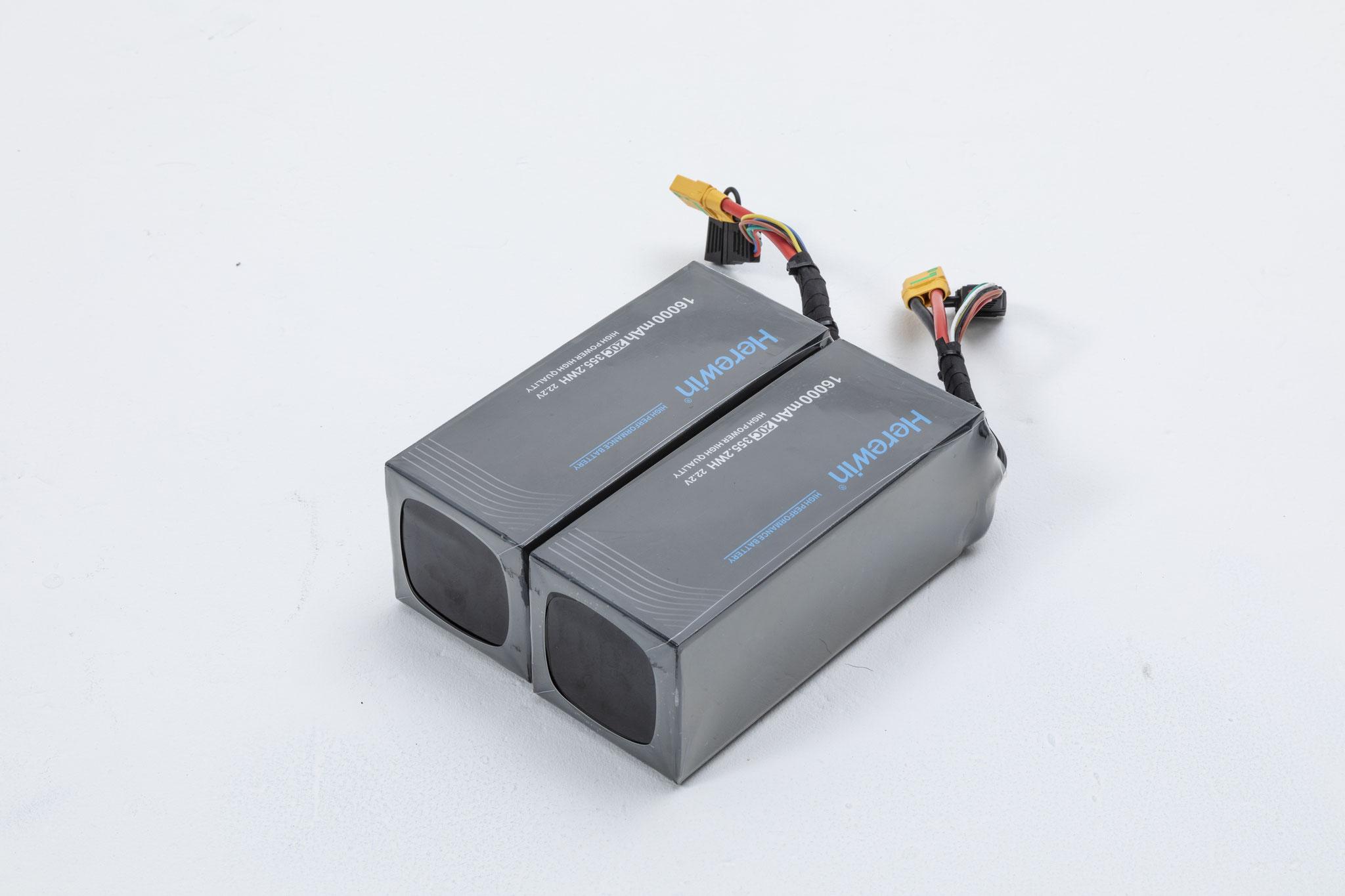 セット装備内容:バッテリー 2本