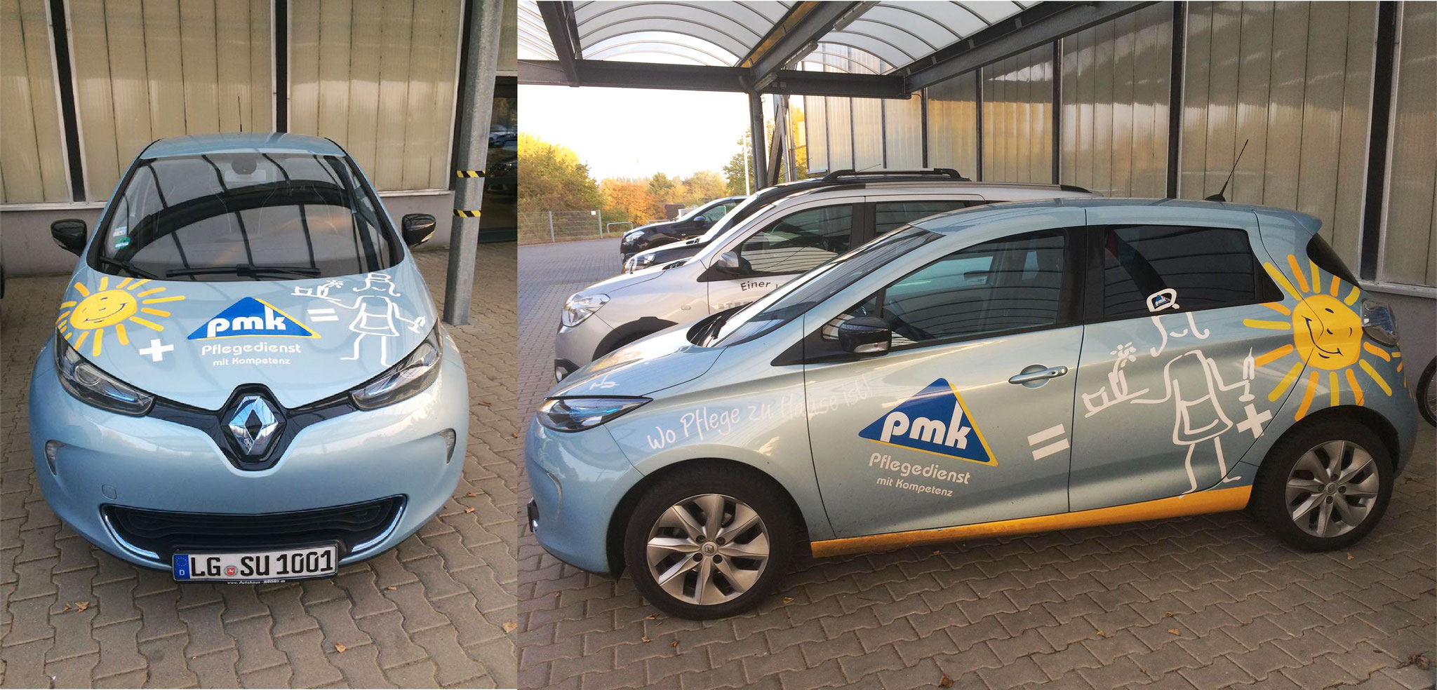 PMK-Pflegedienst GmbH Lüneburg - SUNNY 1