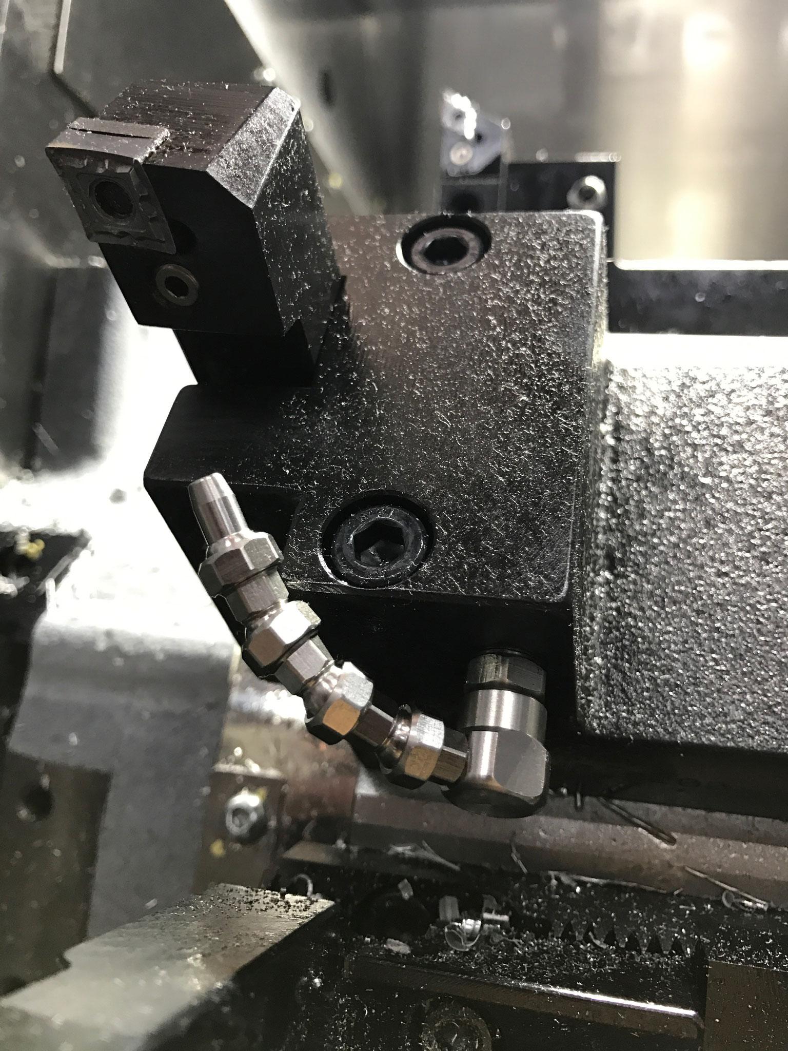 Hirt-Line Werkzeughalter Kühlung