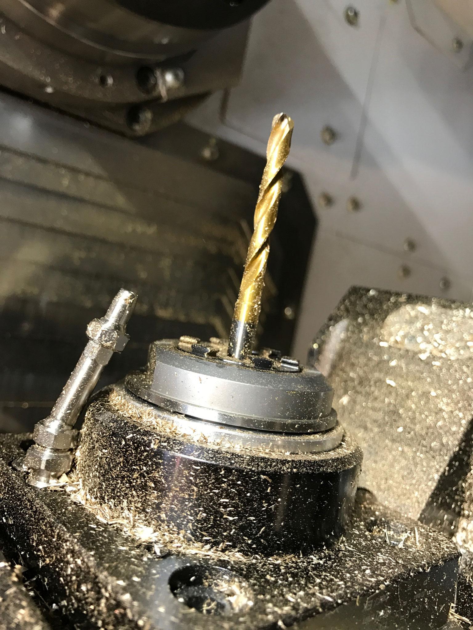Hirt-Line Typ0 CNC Werkzeugdüse 1