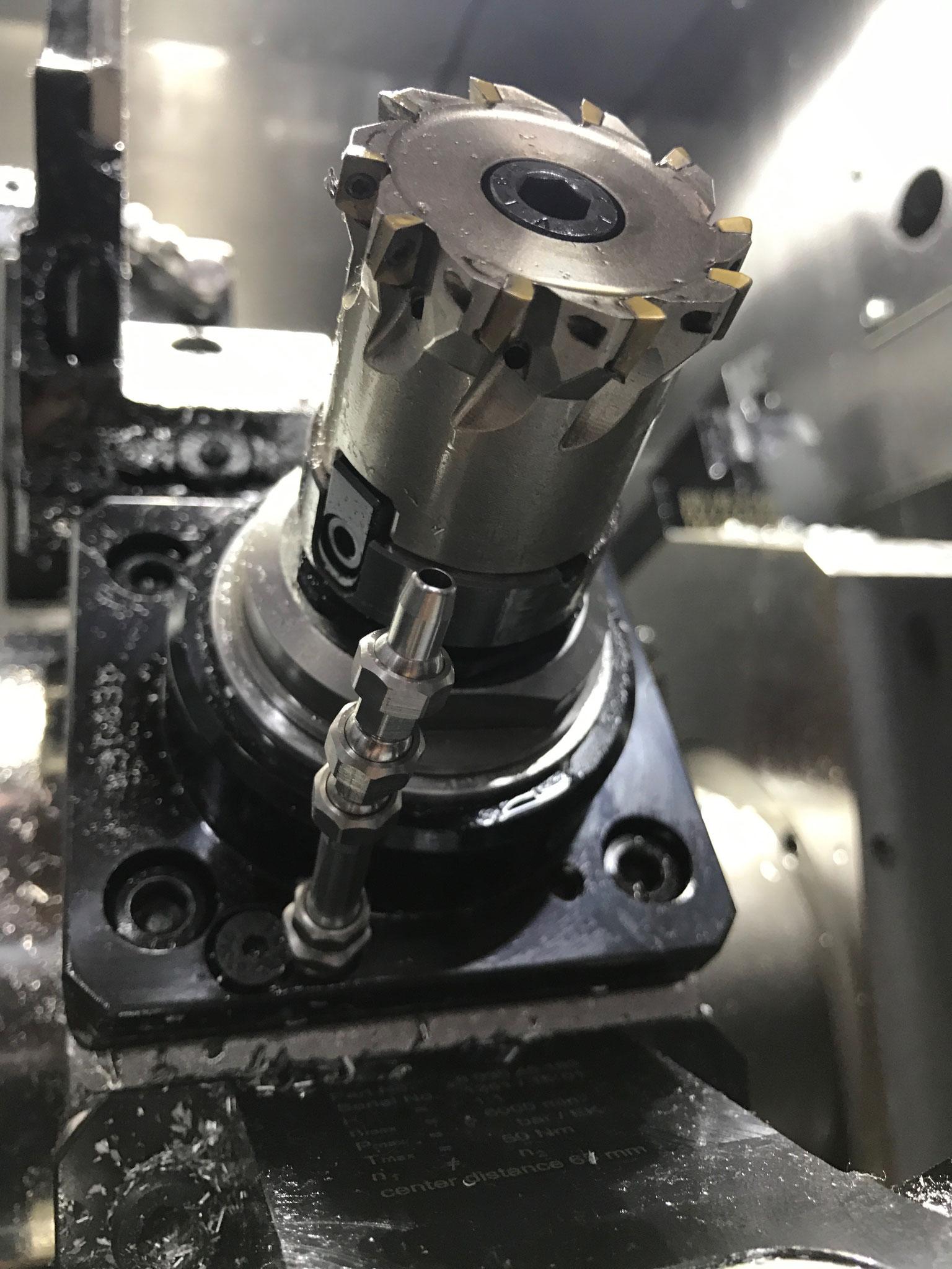 Hirt-Line Düse Werkzeughalter 1