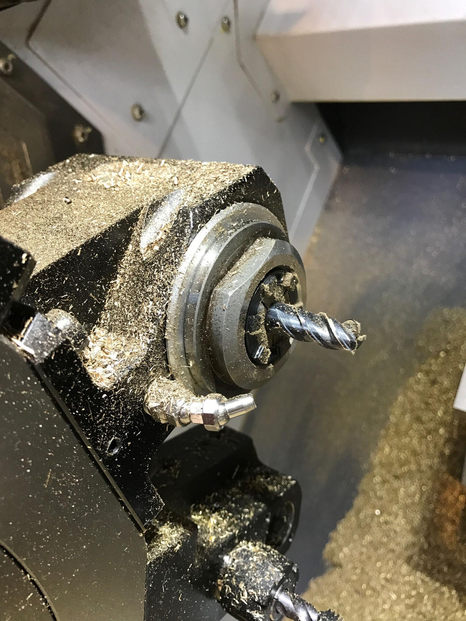 Hirt-Line Typ0 CNC Werkzeugdüse 2