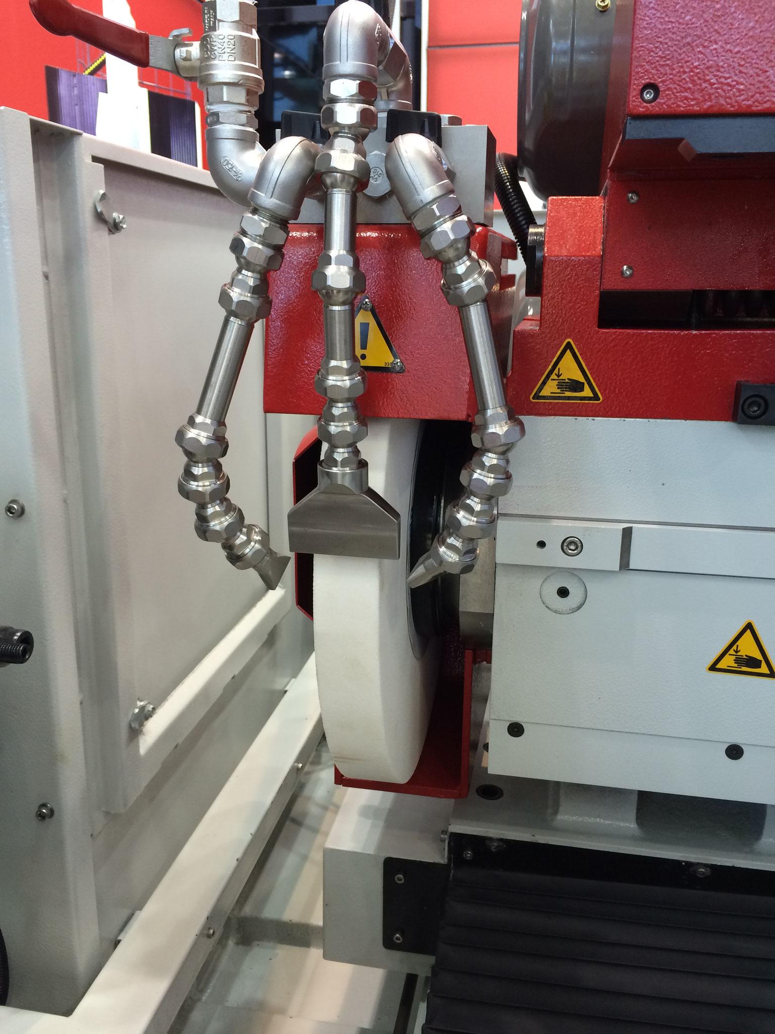 Hirt-Line Flachdüse Schleifmaschine