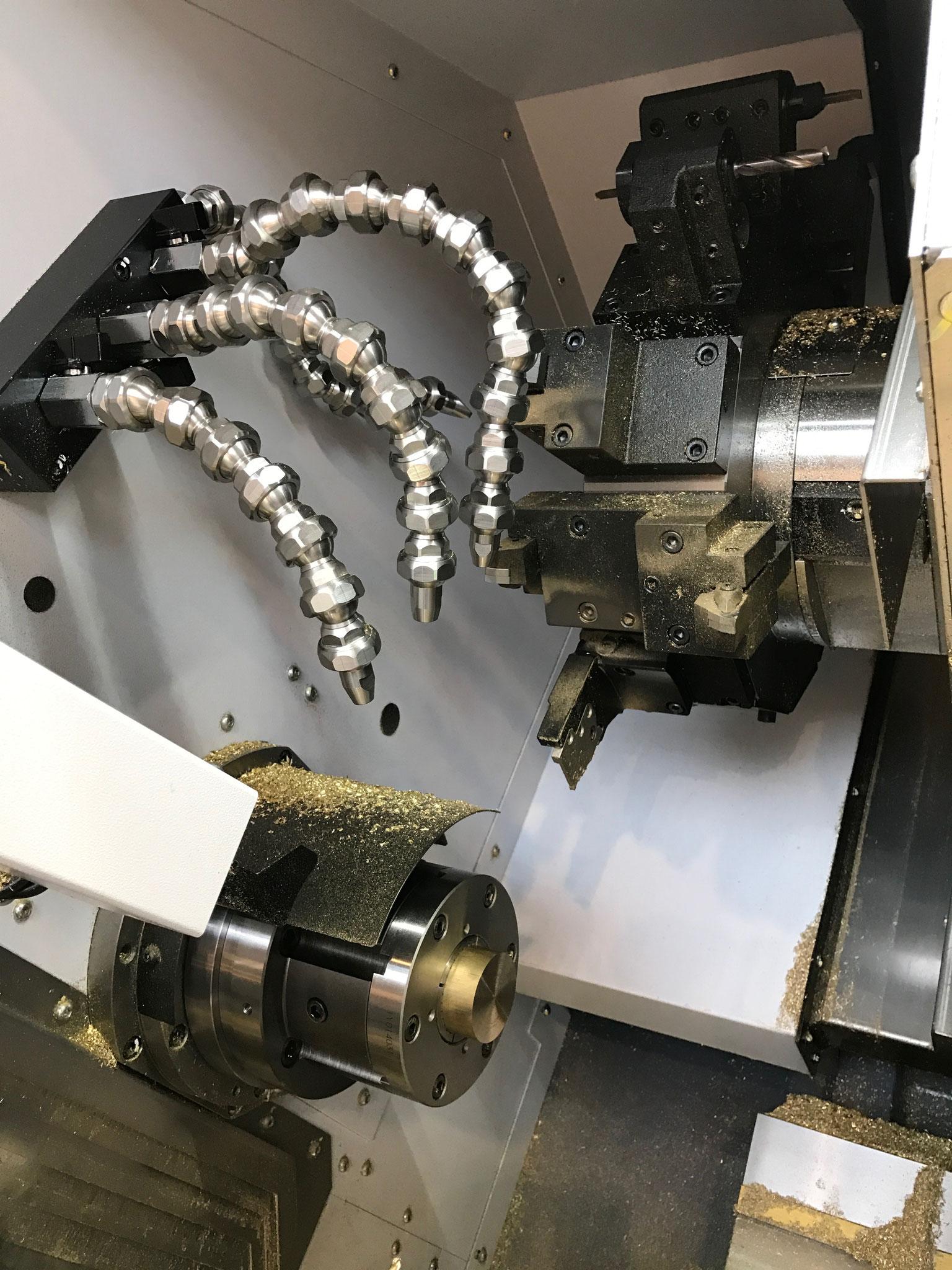 Hirt-Line Drehmaschinen Gelenkschlauch