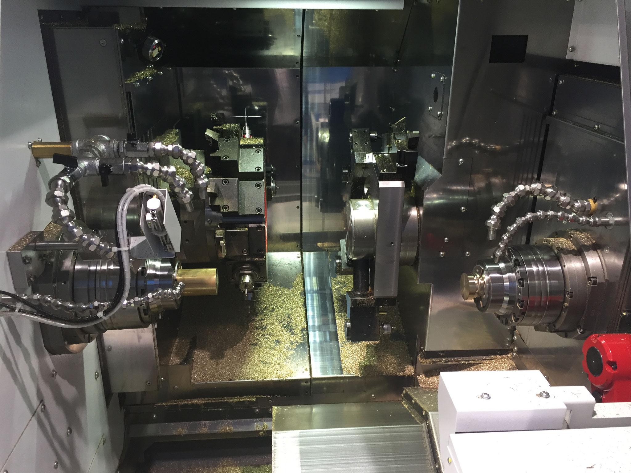 Hirt-Line Gelenkschlauch CNC Werkzeugmaschine