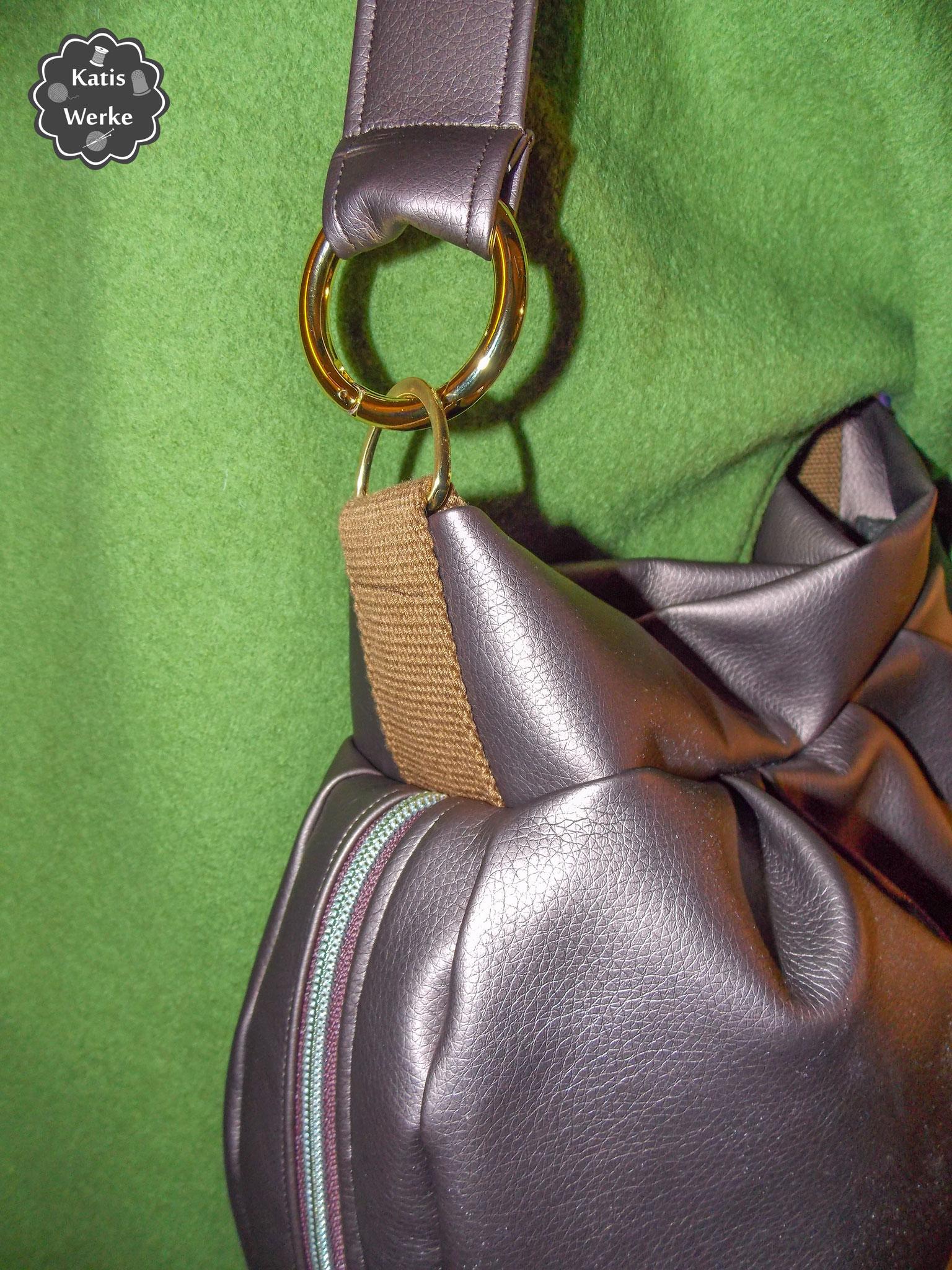 Falten-Hobo-Bag von PattyDoo