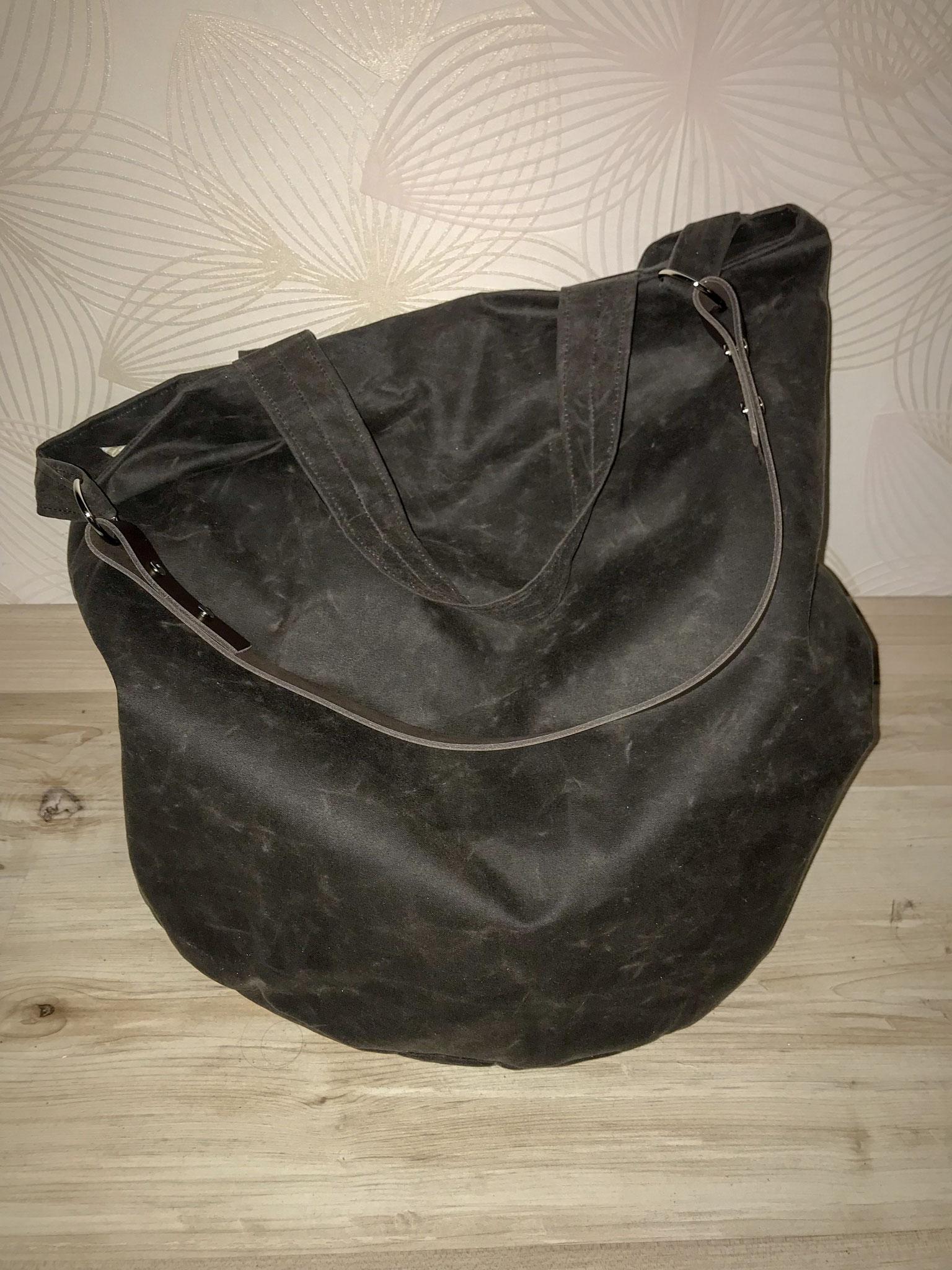 Jack Tar Bag -Seitenansicht