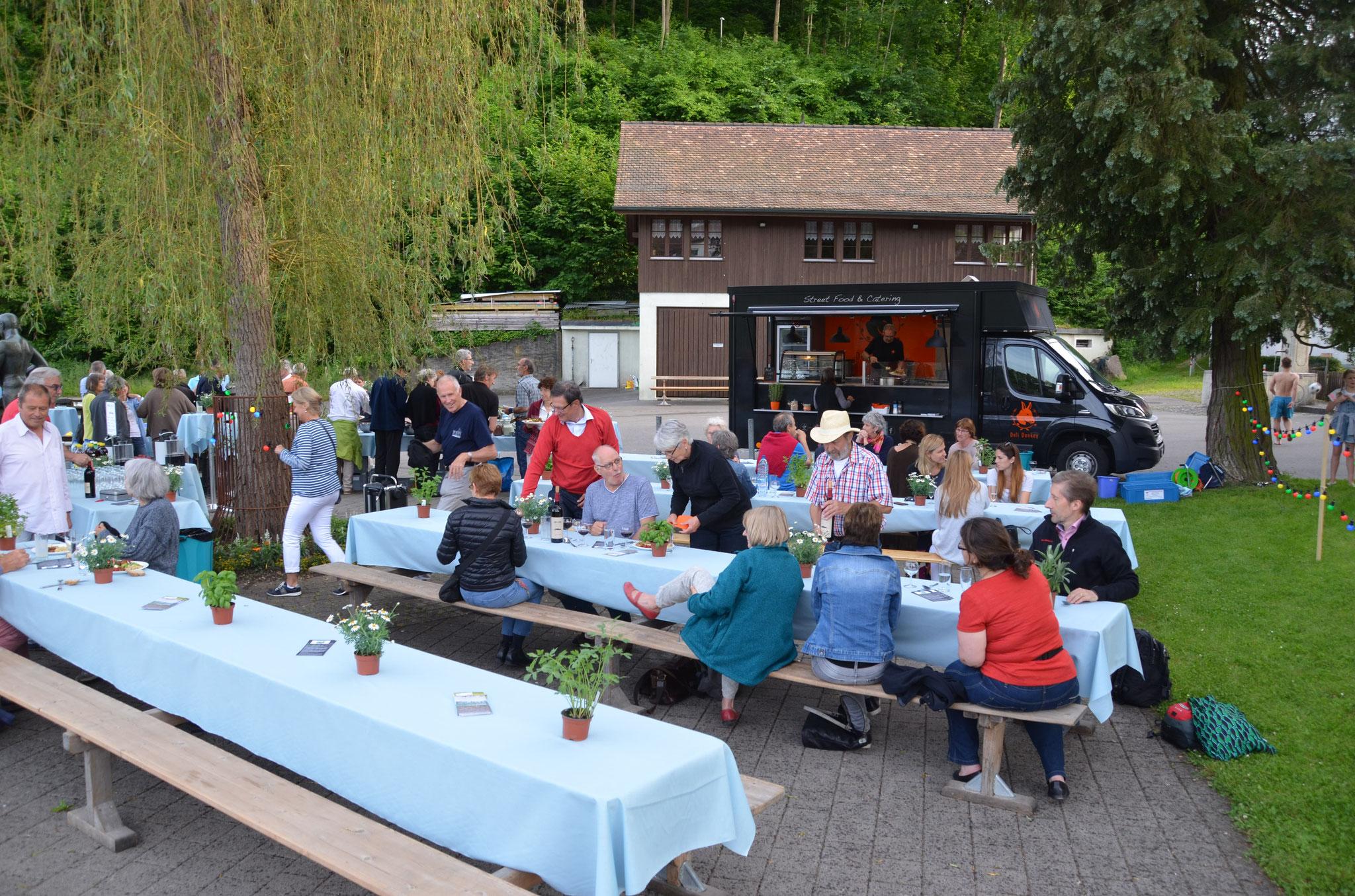 Catering: Viva Eglisau, Juni 2016