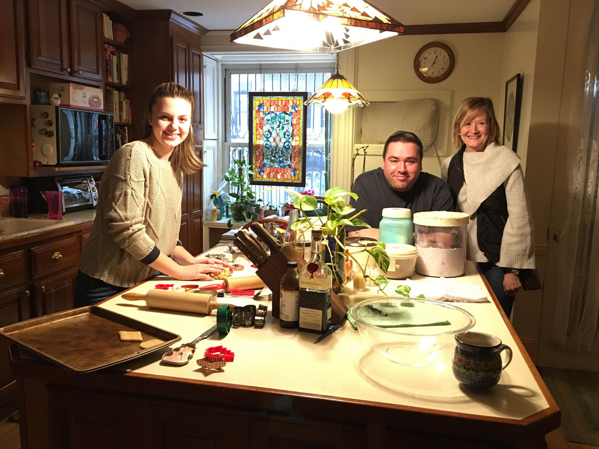 Kate, Greg, & Sally Schwarz, Dec., 2018
