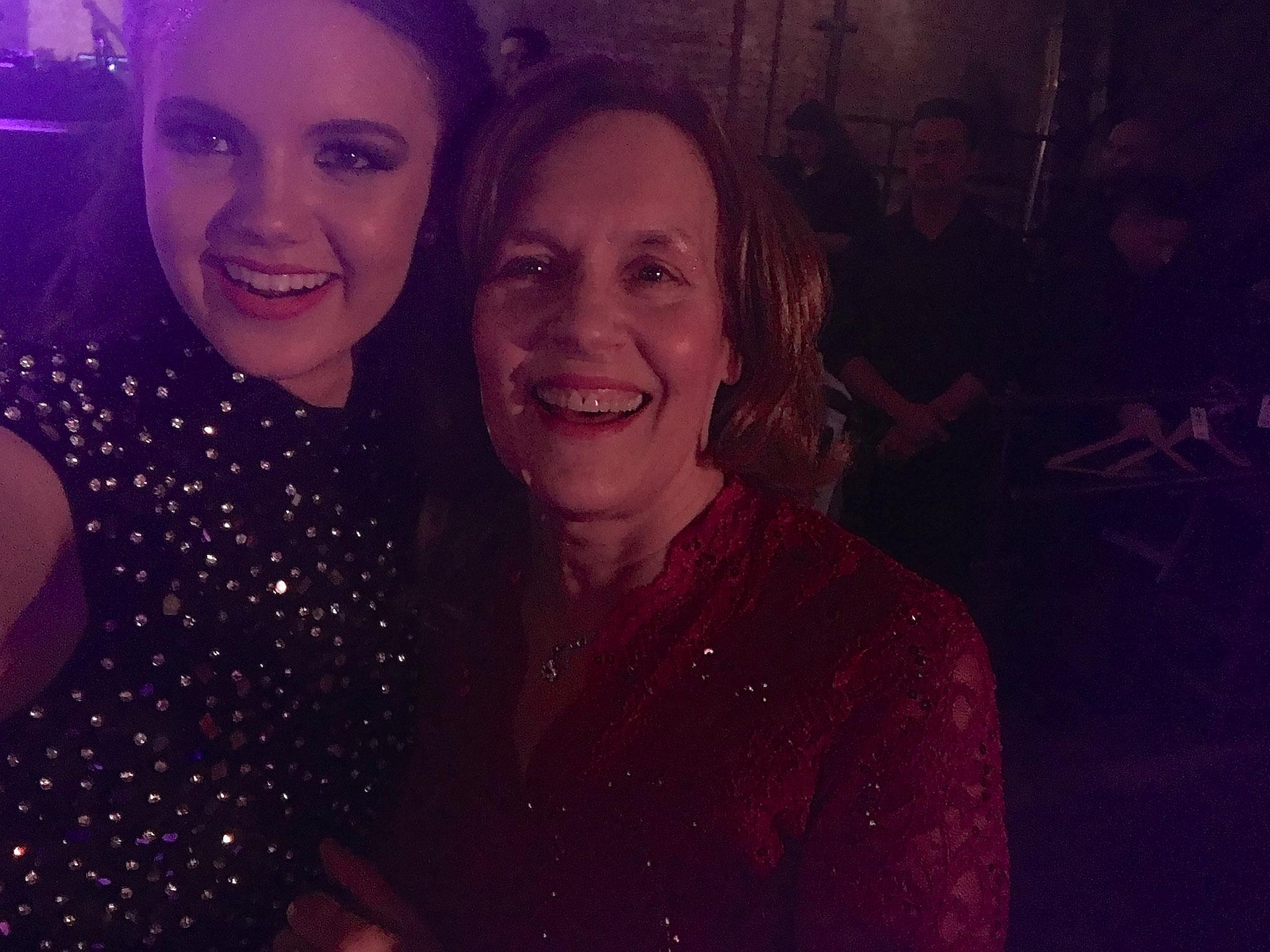 Kate & Lorraine, Kate's 16th Birthday celebration