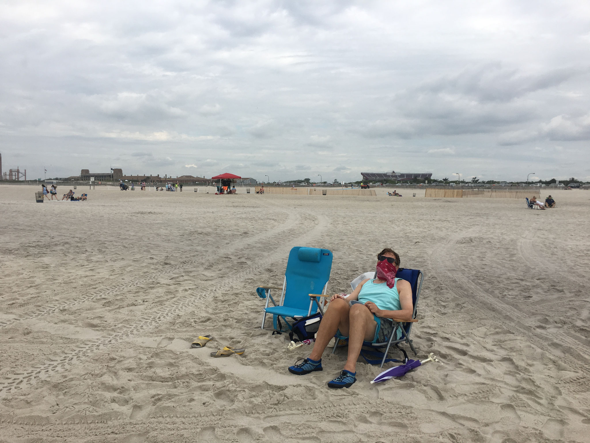 Bandit 6, Jones Beach, 6-2020