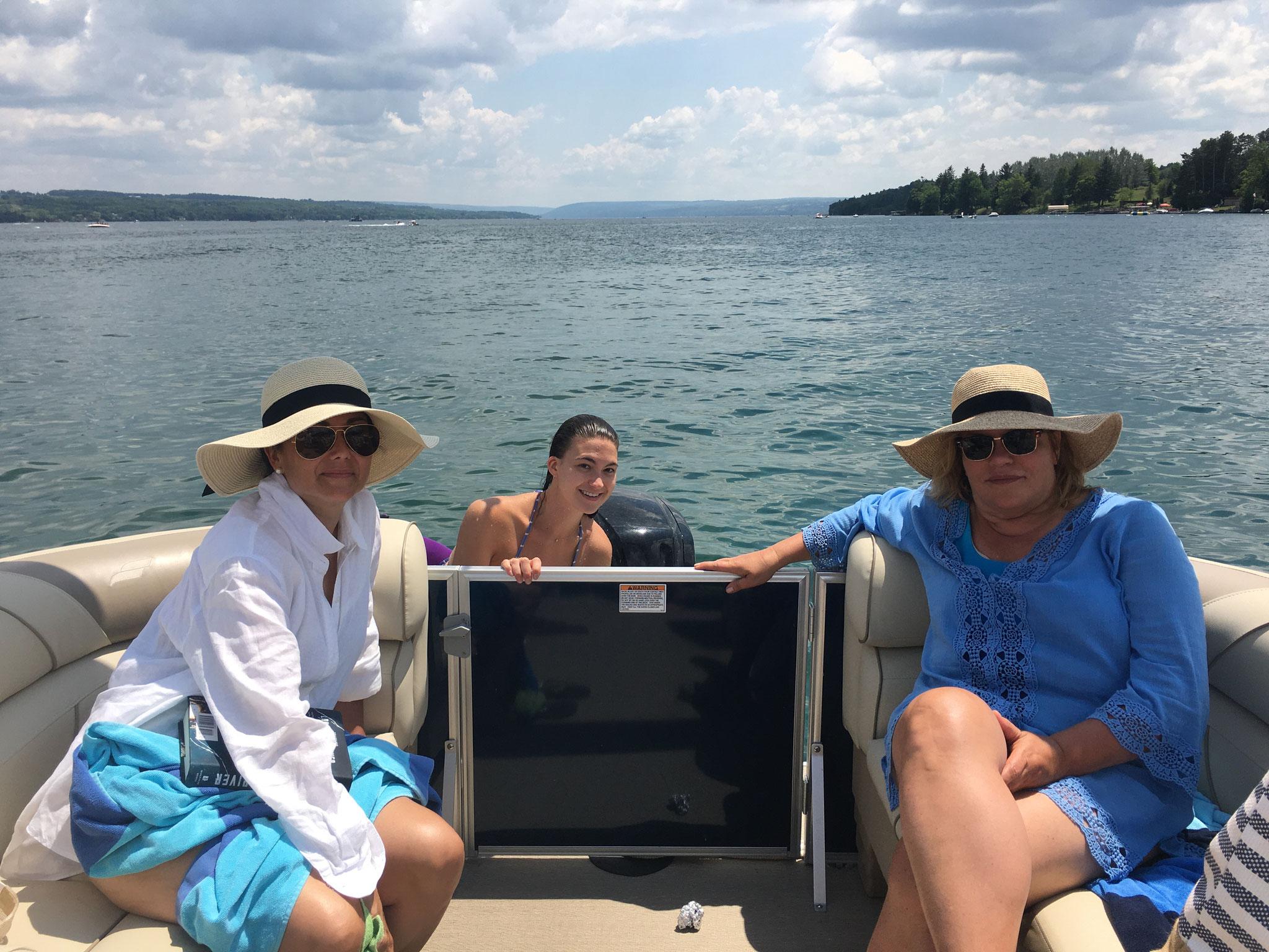 Allie, Ellie,  & Celeste, 7-2020