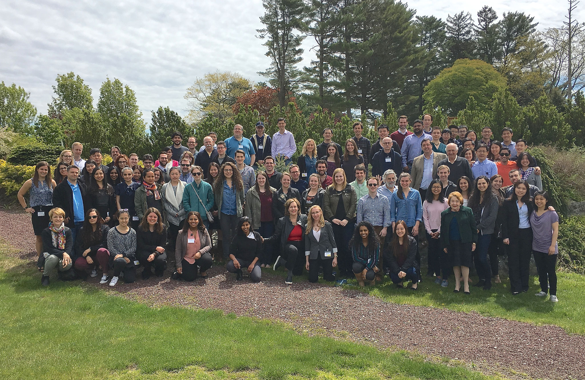 Pharmacology Program Retreat attendees, 2017 Sky Top, PA