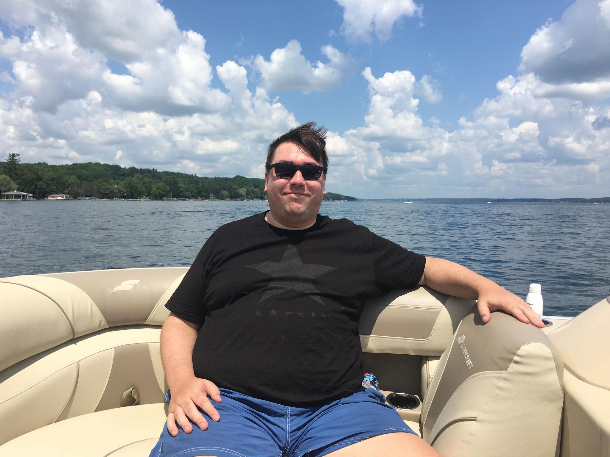 Greg, July, 2020