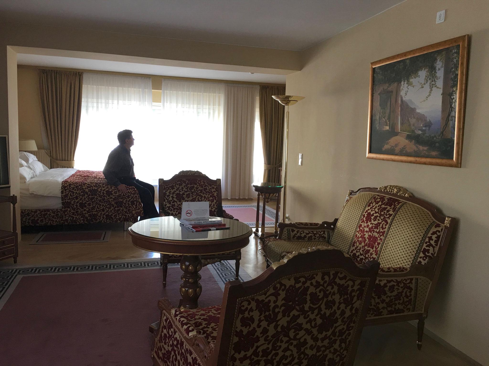 Lorraine & John's room