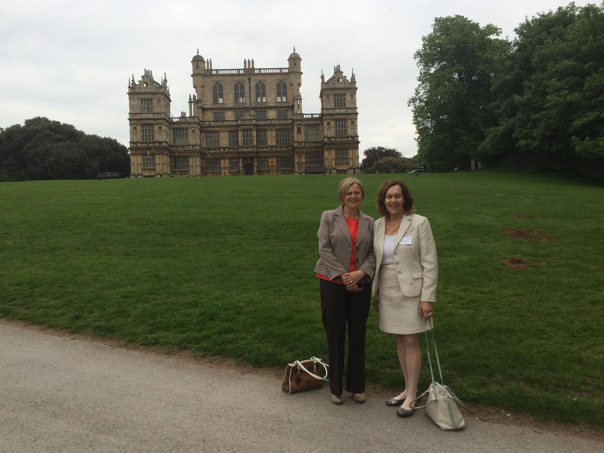 Sharon & Lorraine, Nottingham, England