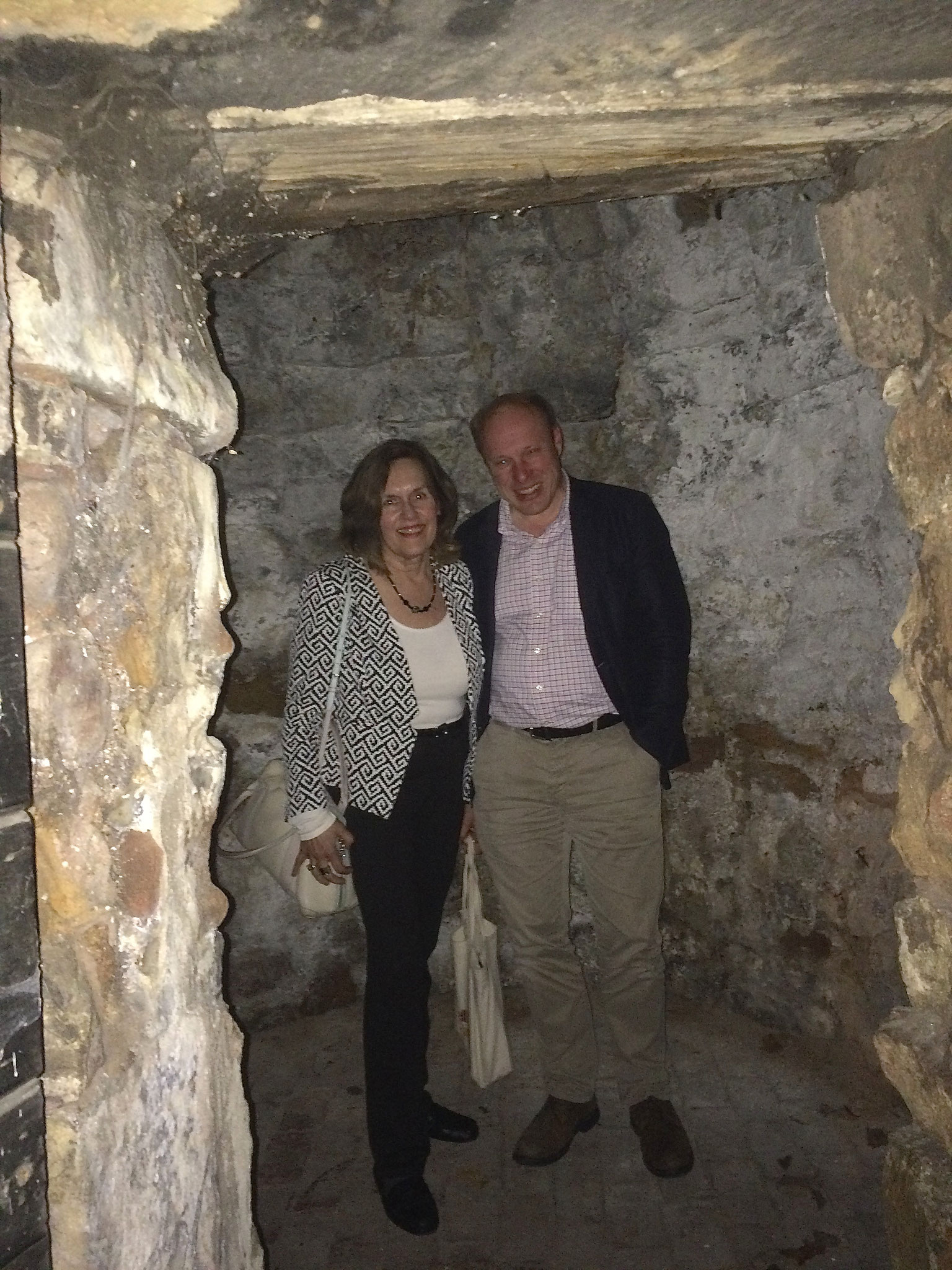 Lorraine Gudas and John Schwabe (Univ. of Leicester)