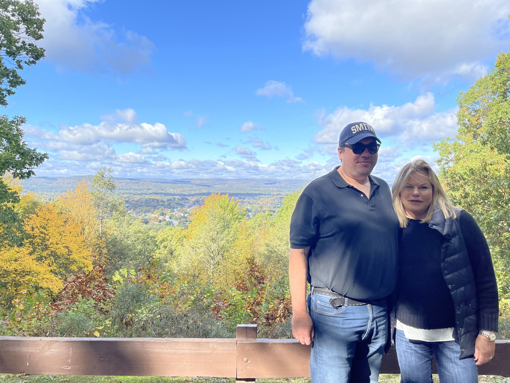 Greg & Celeste, Mt. Tom