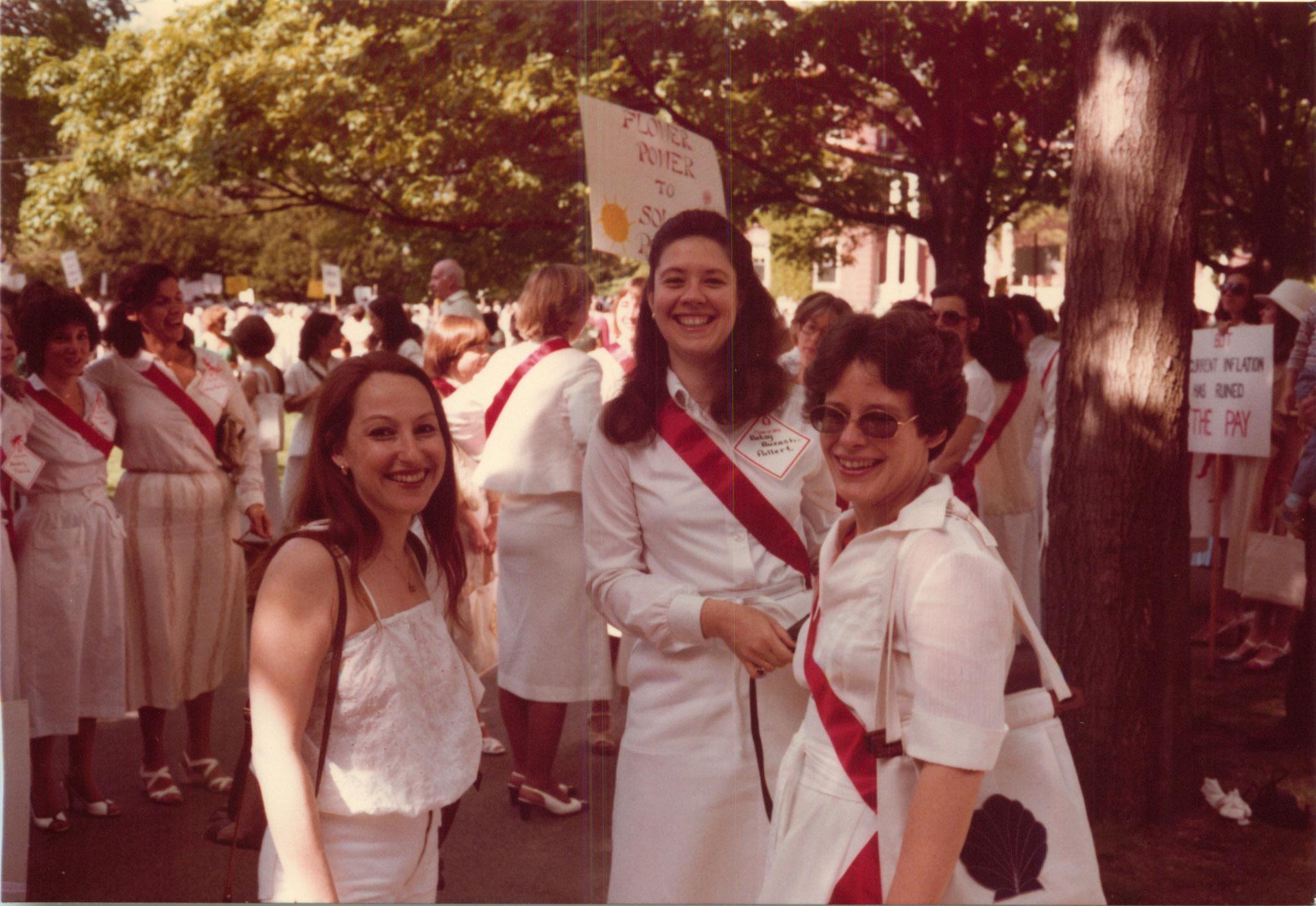 Sherry Lichtenberg, Betsy Buzash, & Elizabeth Singer Maule
