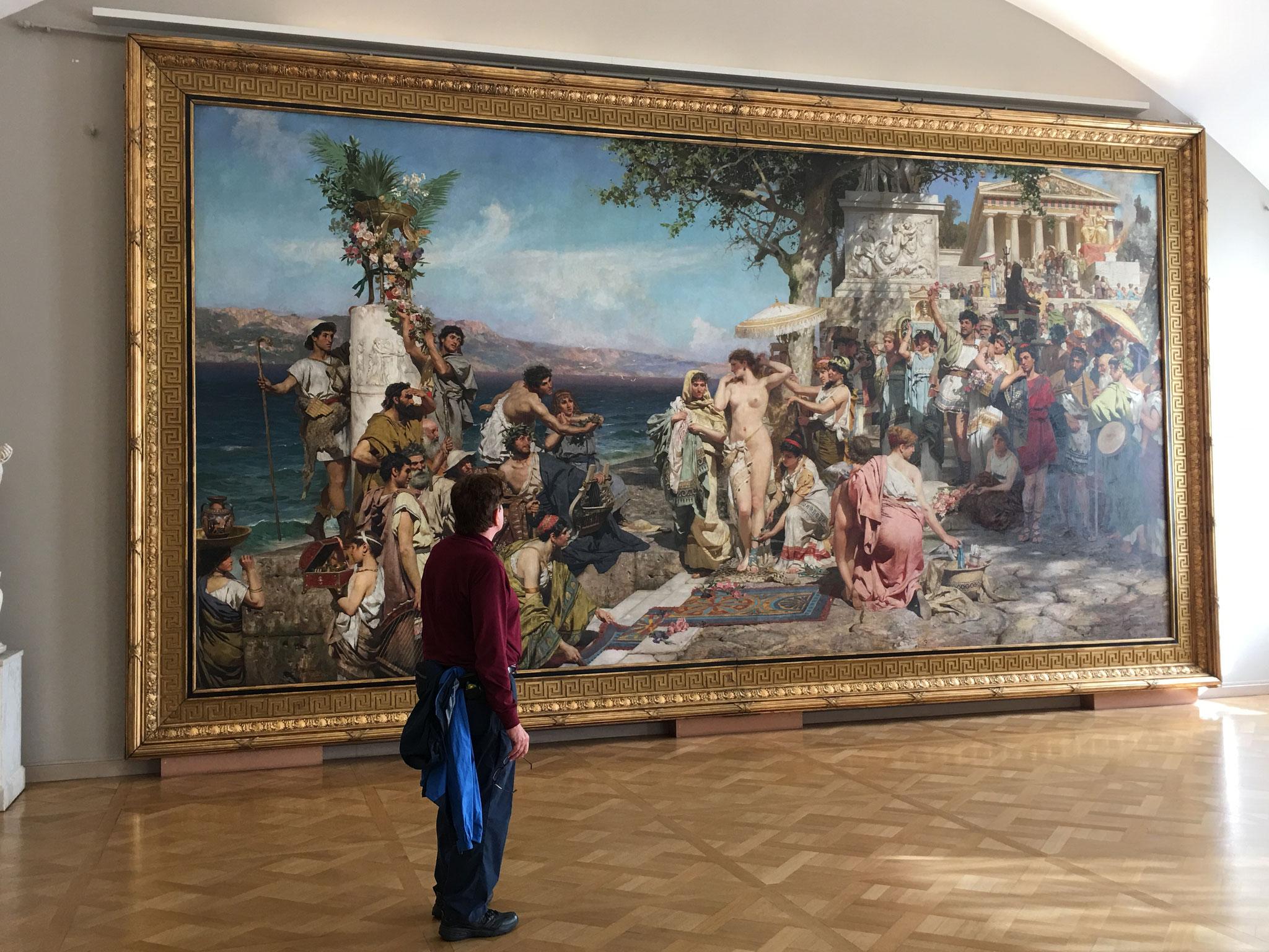 Russian Museum, amazing Russian art