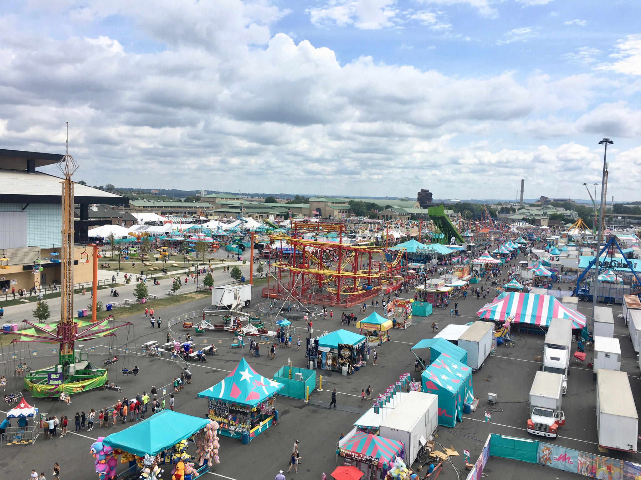 The New York State Fair, 2018