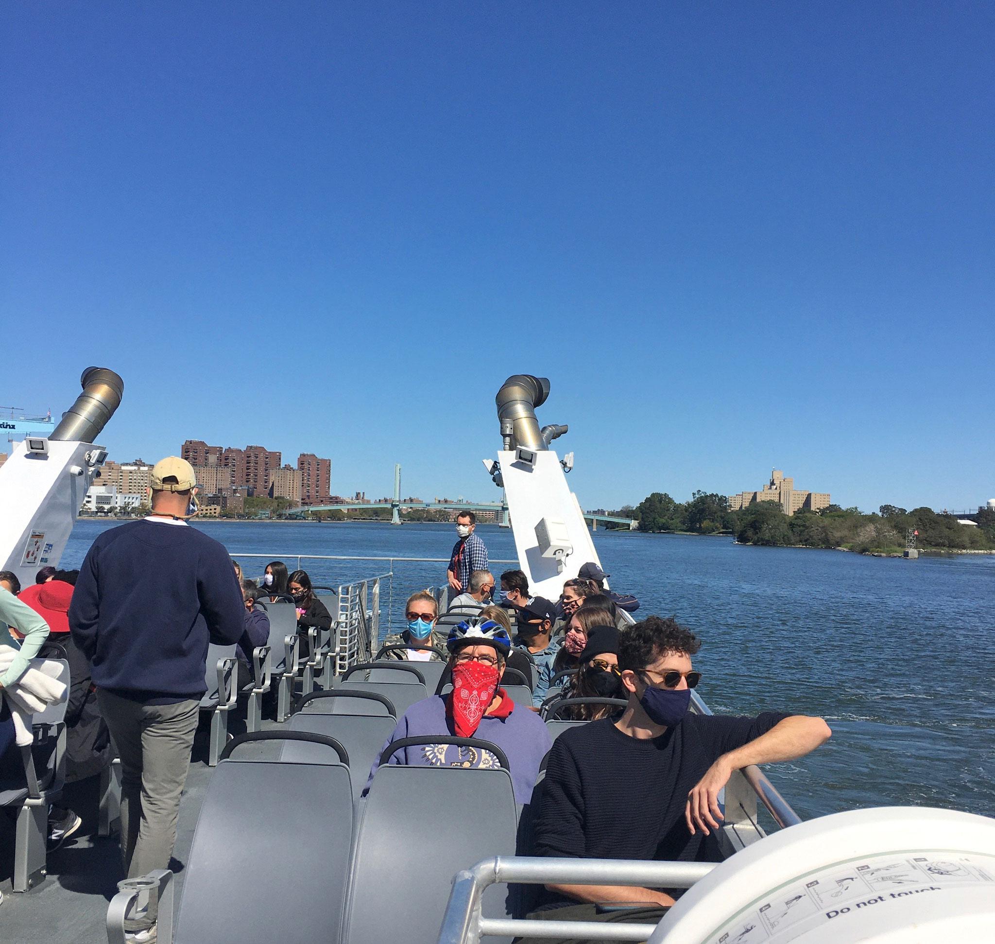 Bandit 18, Astoria Ferry, 9-19-20