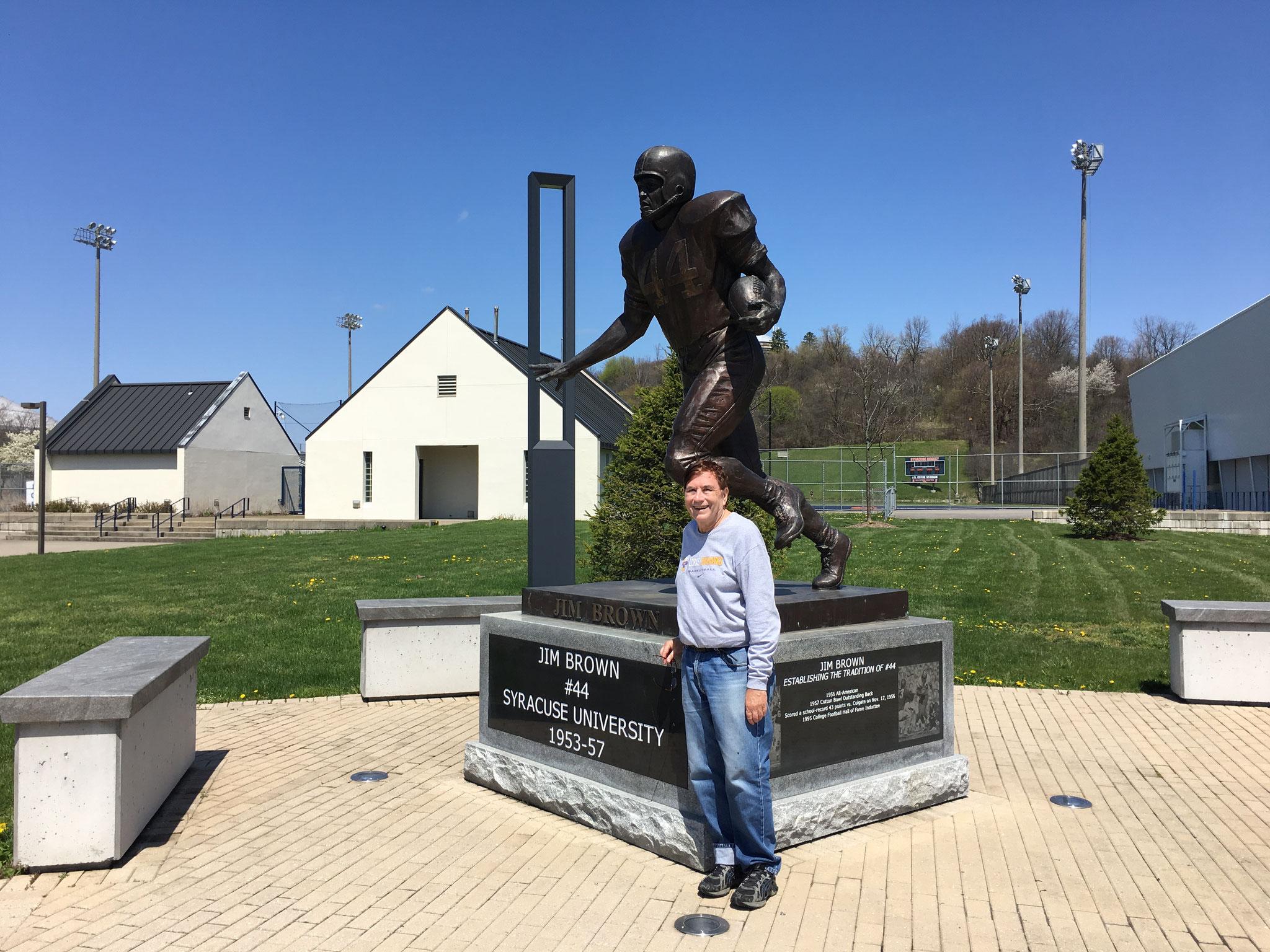 John, Syracuse Univ. May, 2020