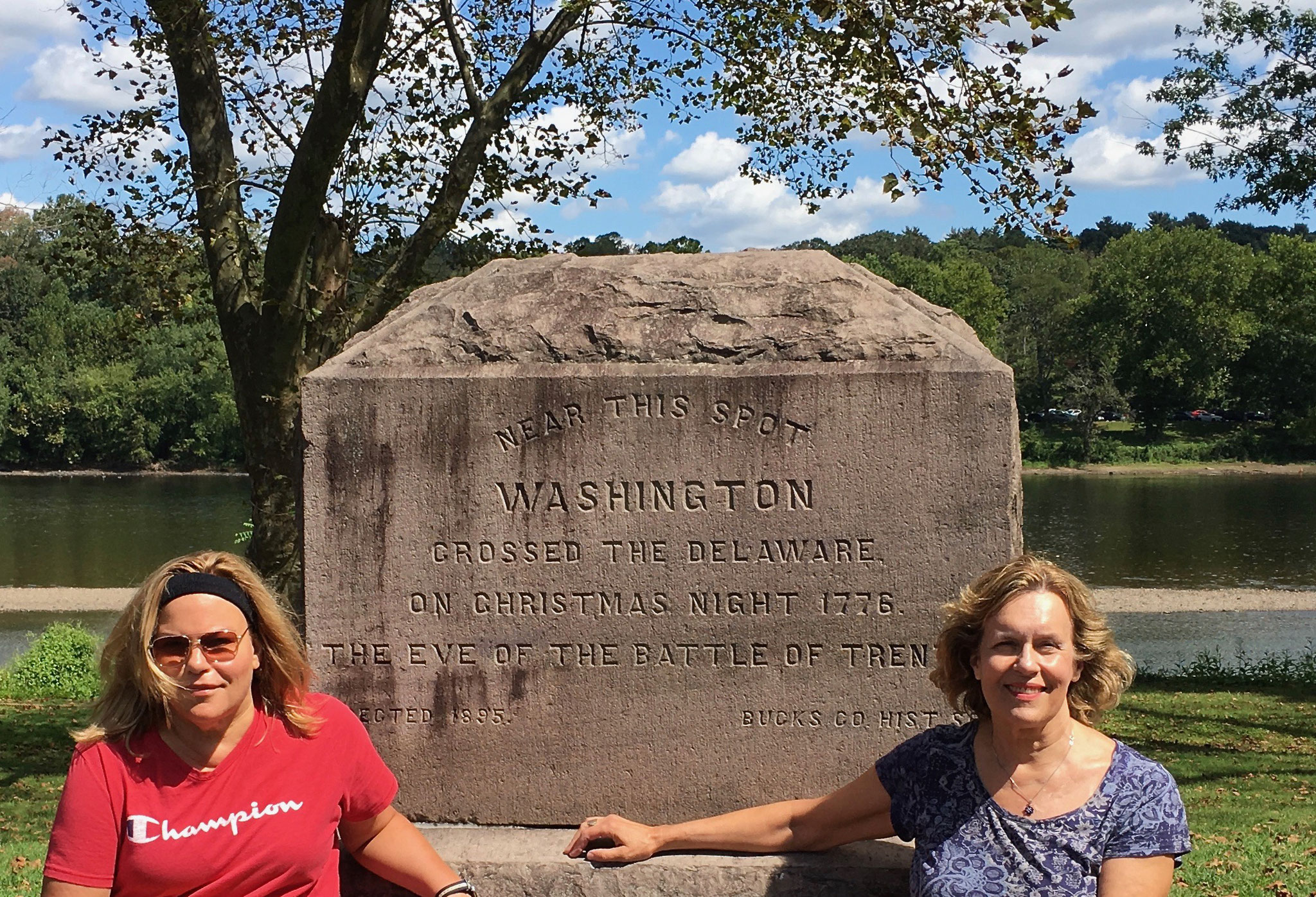 Washington Crossing State Park, PA