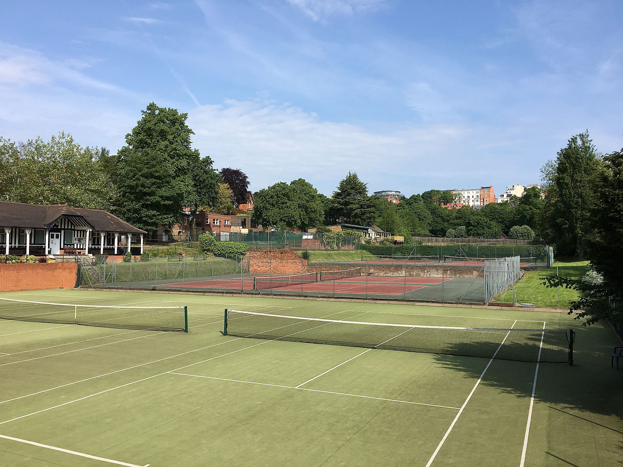 Nottingham Lawn Tennis Club