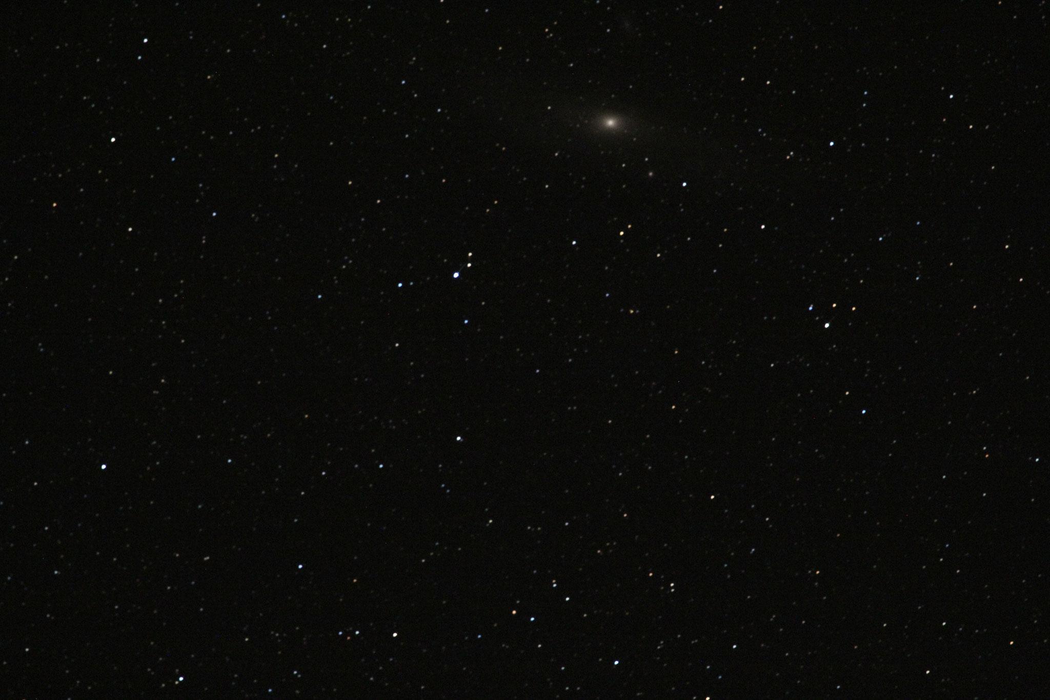 Andromedanebel 11.11.2015 (Foto: Reschke)