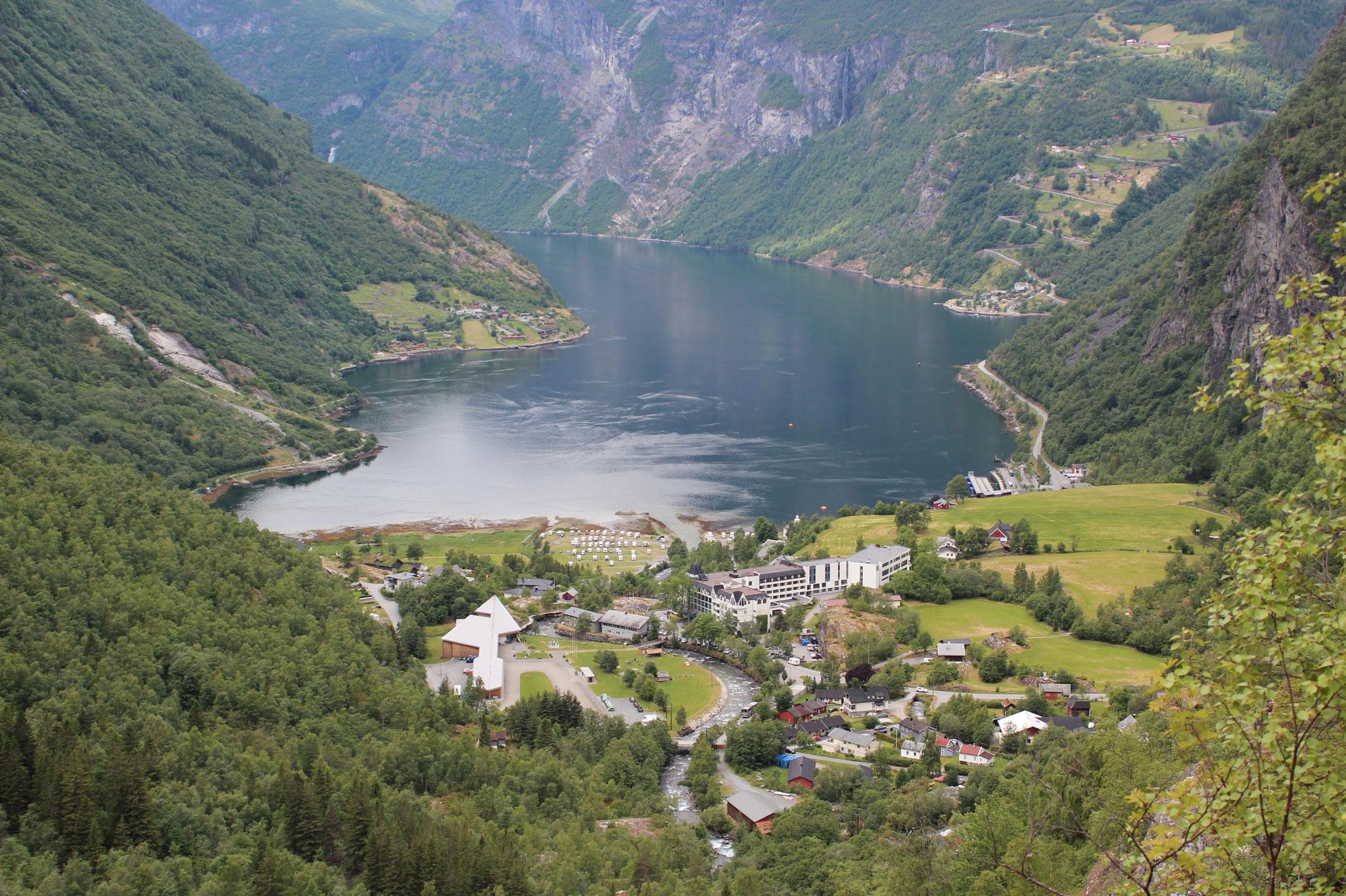 Das ist typisch Norwegen!