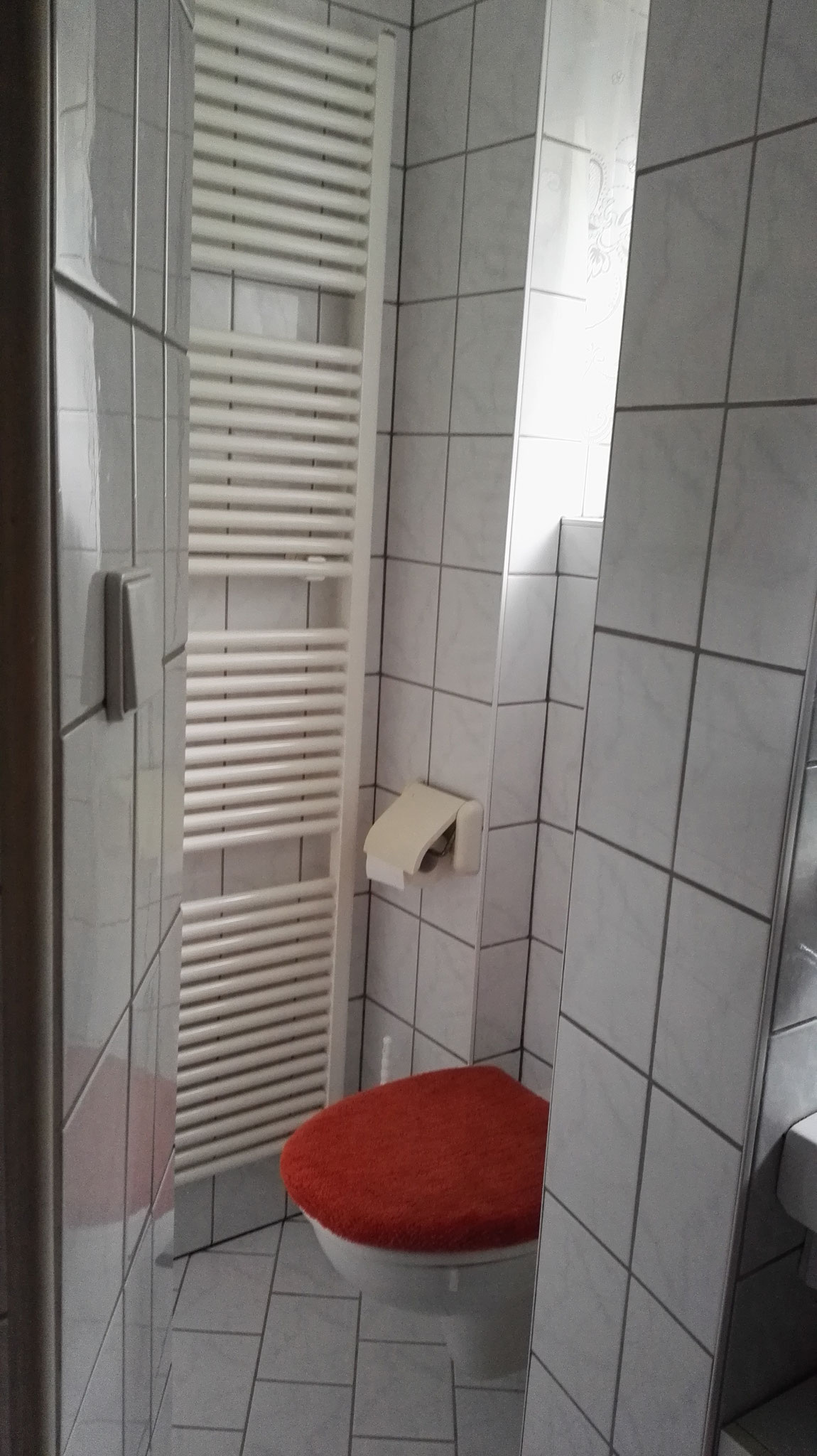 Nochmals Bad im Erdgeschoß.