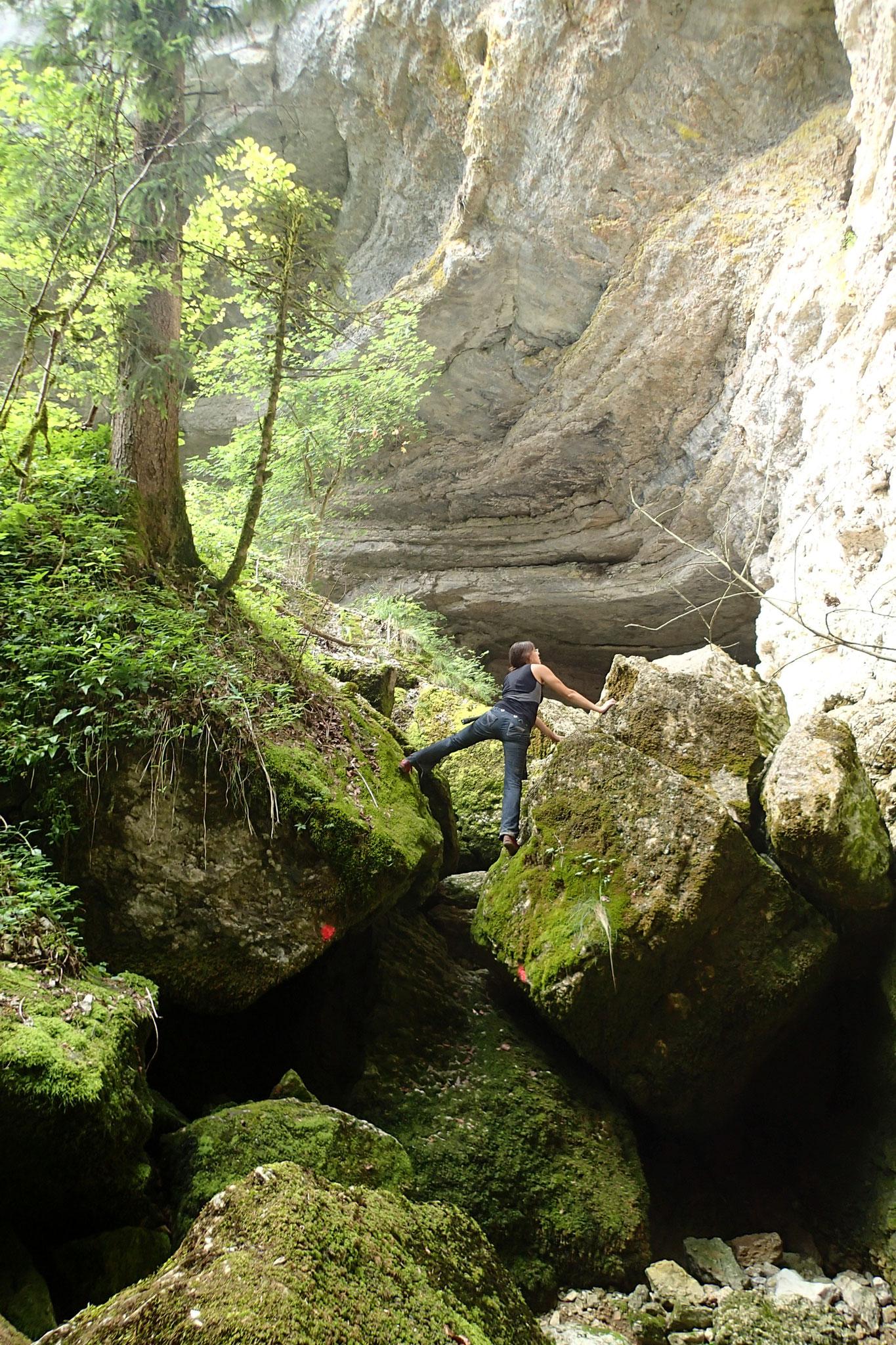 Grottes du trésor