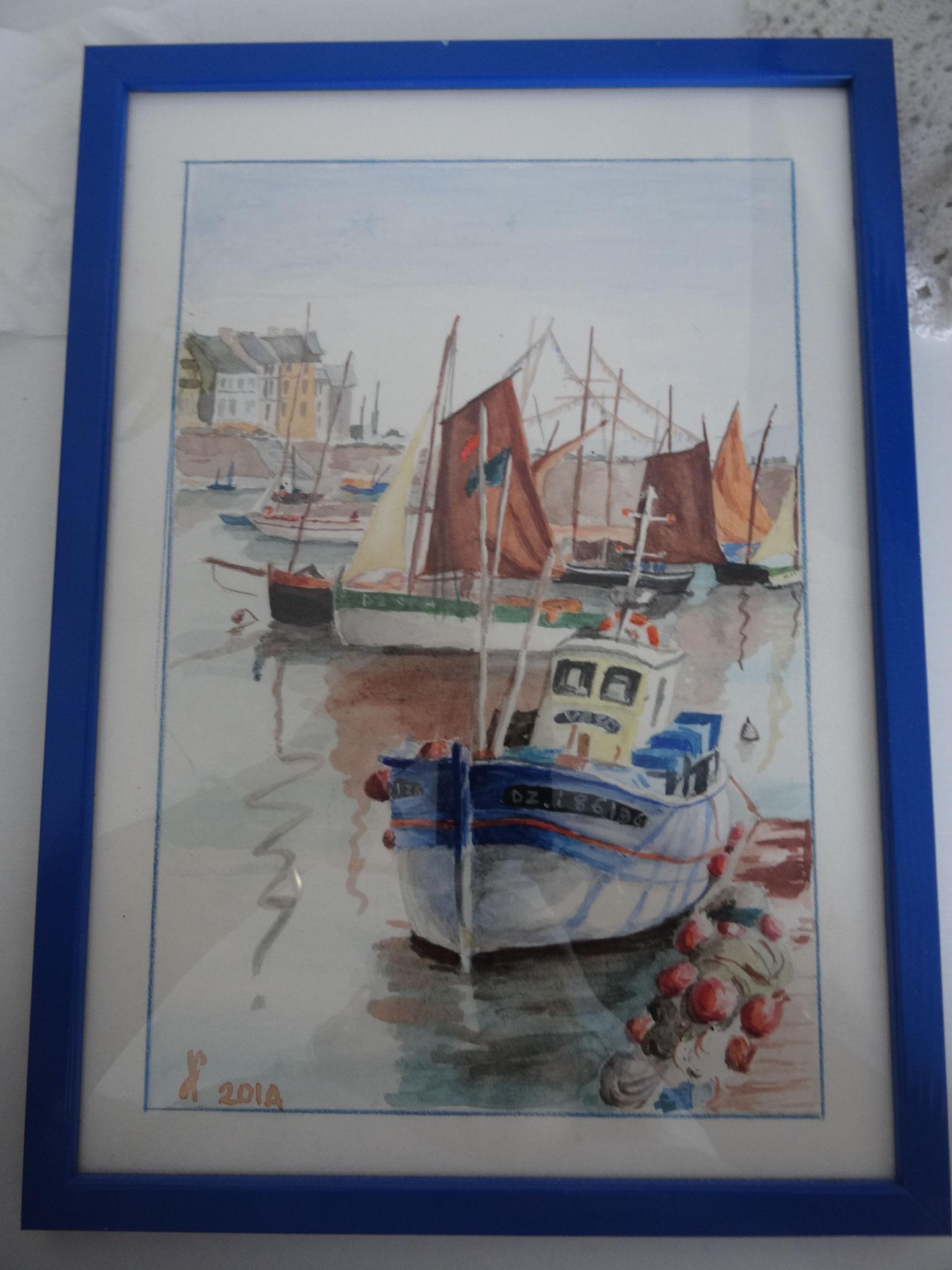 Port breton offert à Nounouche 2014