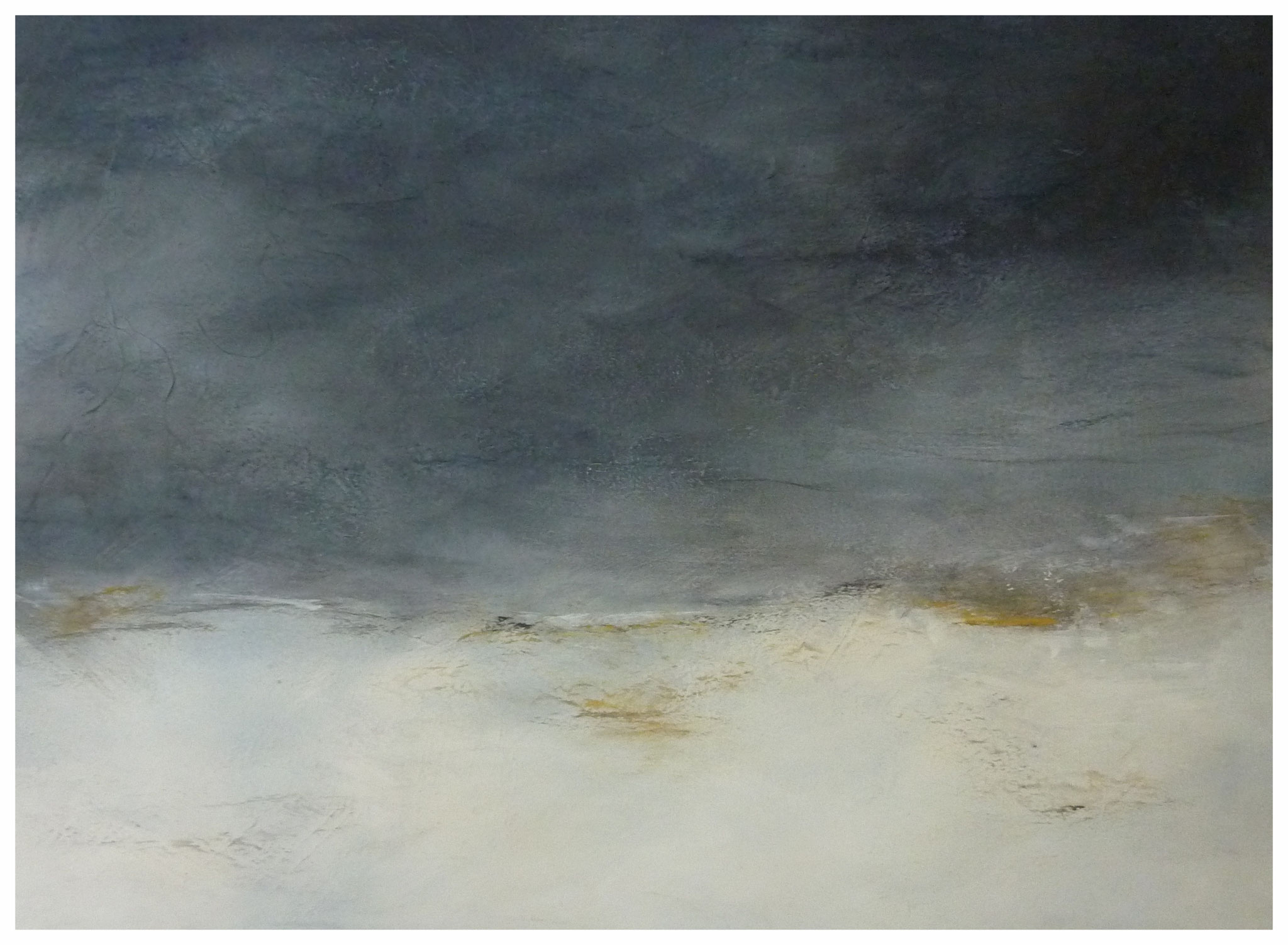 Winterlandschaft , 60 x 80 / 2016