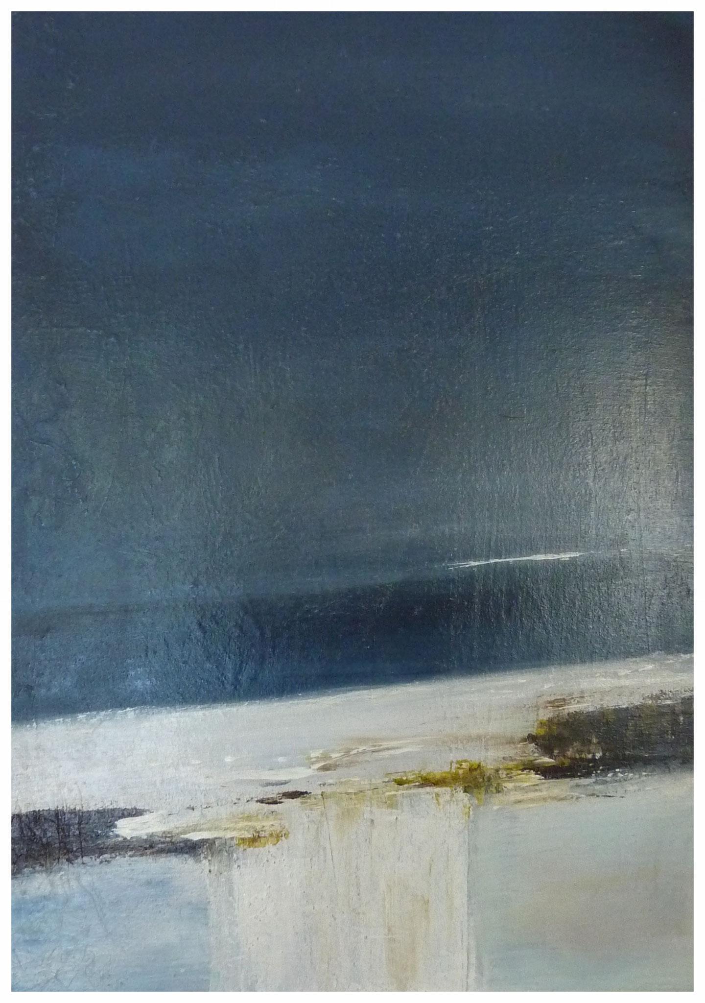 Pirou , 50 x 70 / 2016