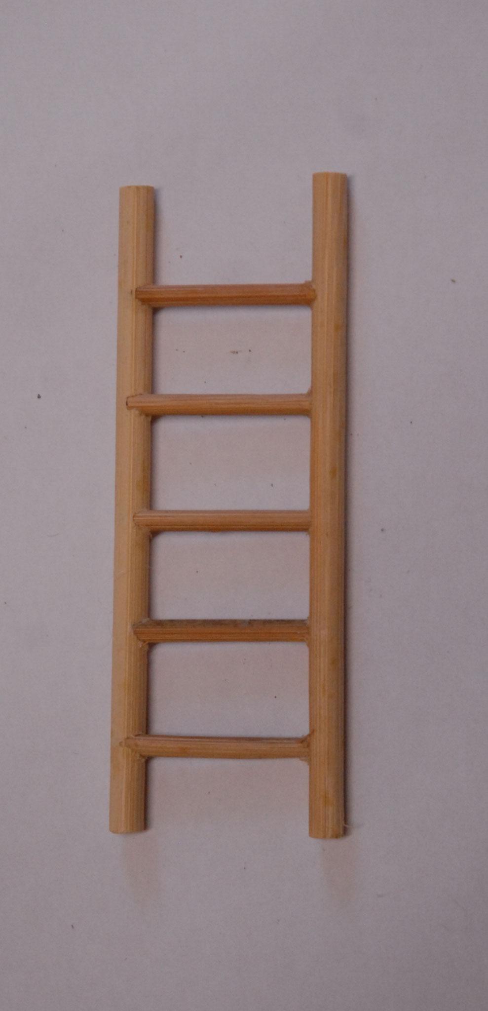 Leiter  zu Miniaturfiguren