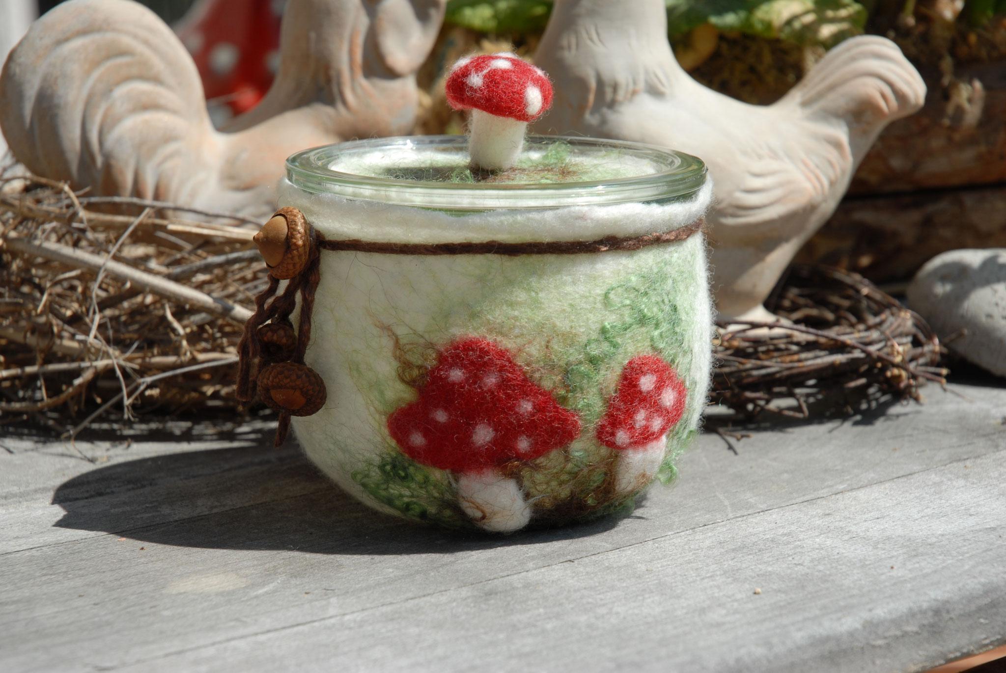Nr. 2 Tulpenglas Pilze 580 ml