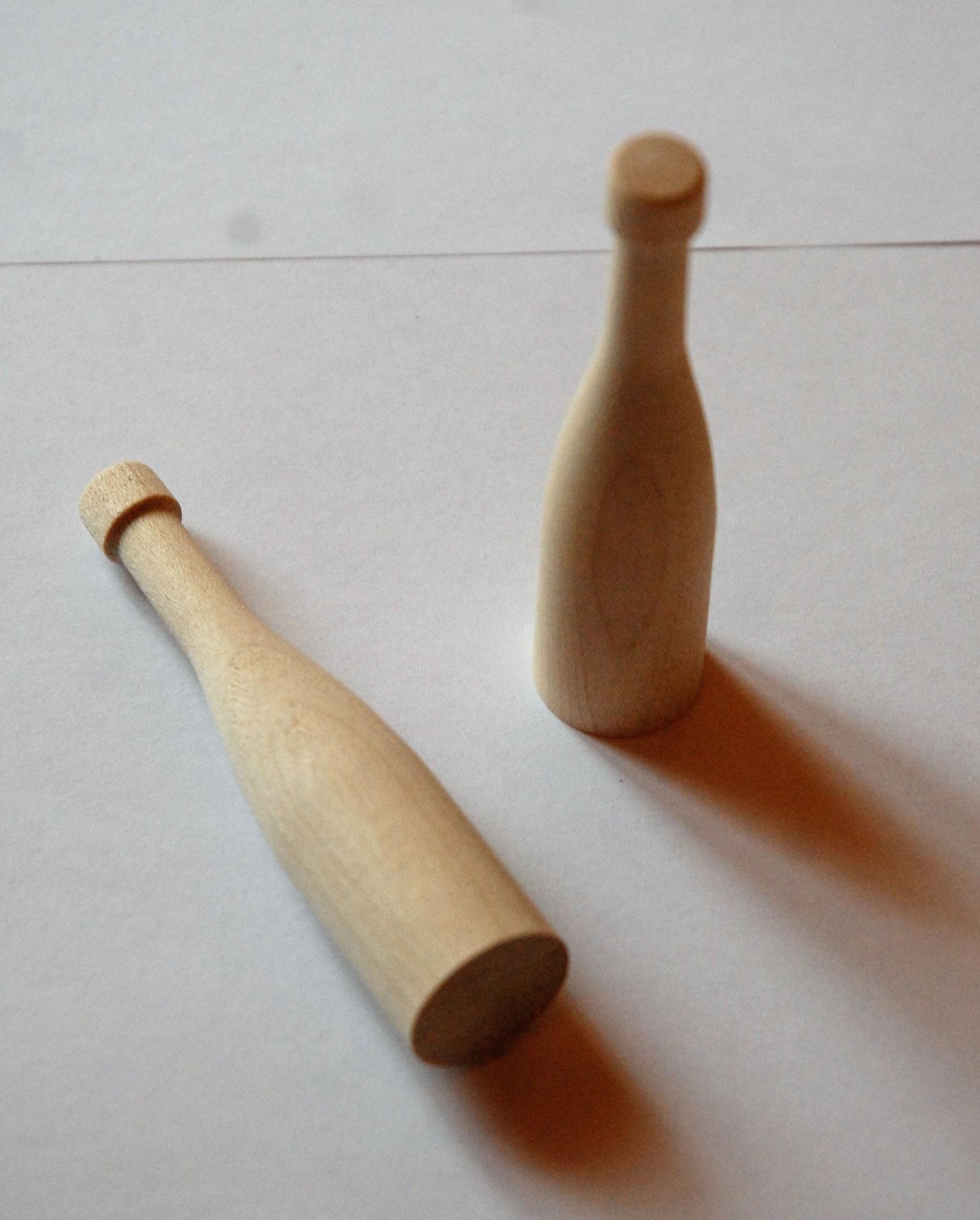 Flasche 7 cm ( Schweizer Produktion)