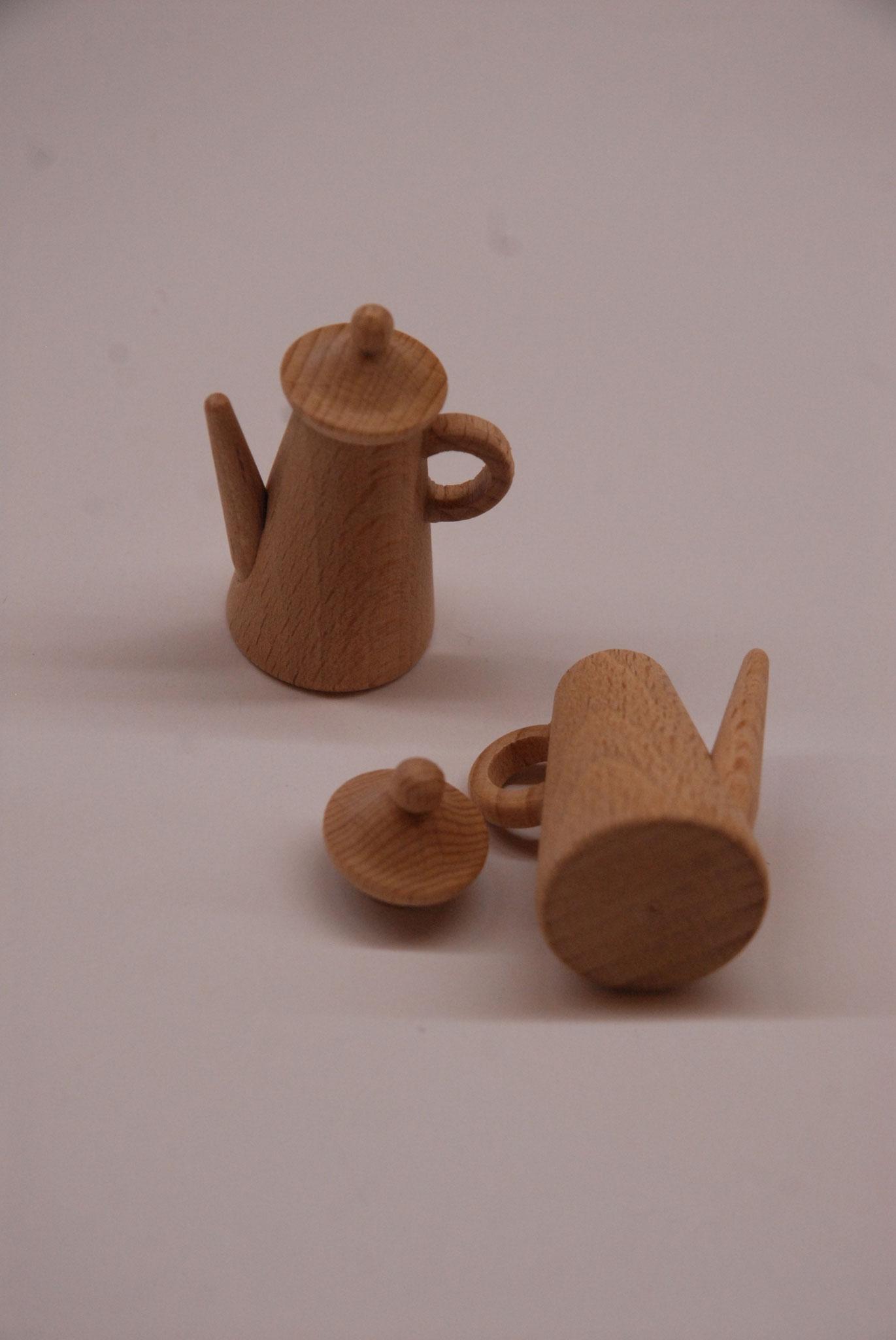 Kaffeekanne ca. 4 cm ( Schweizer Produktion)