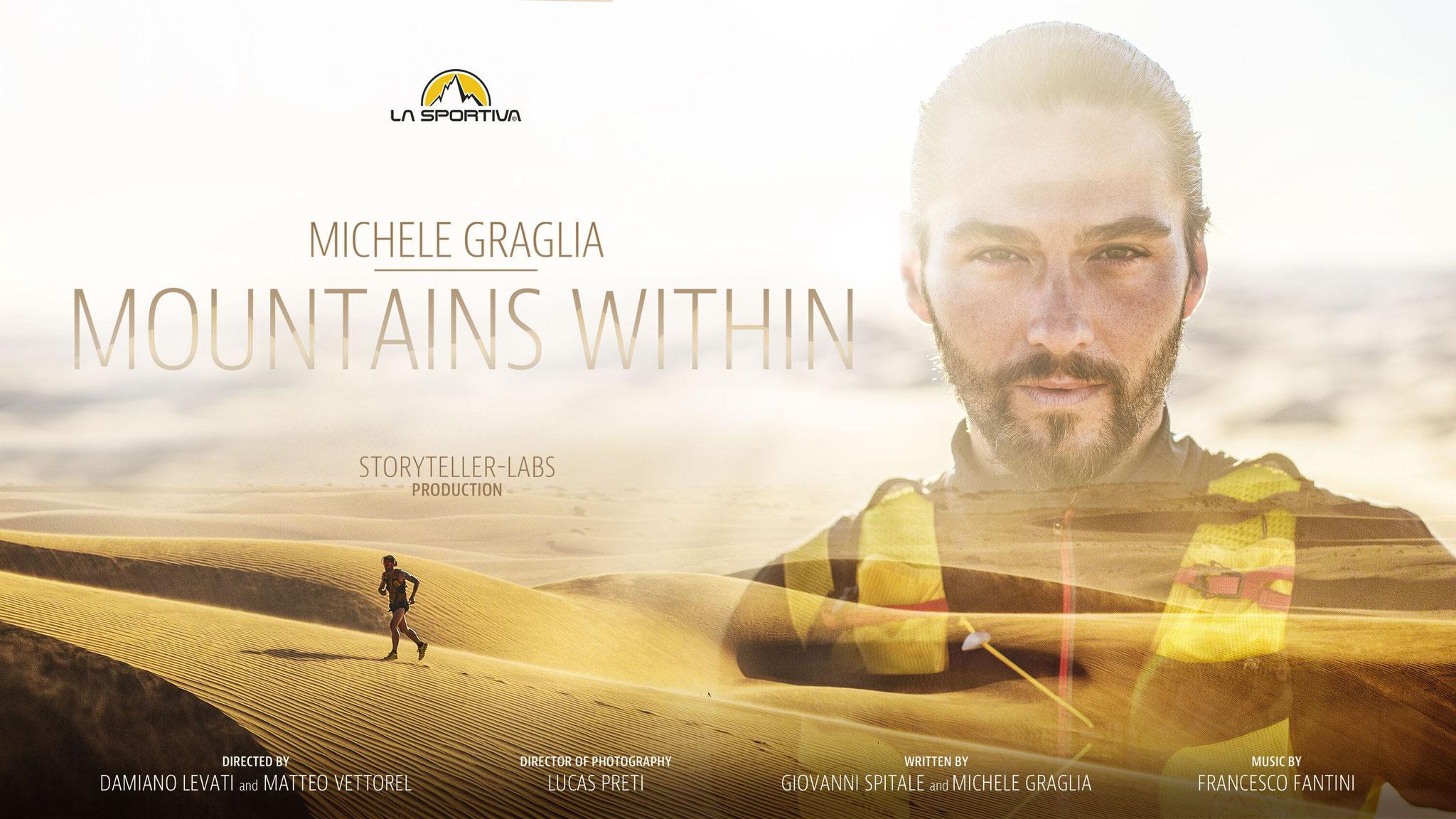 Ultrarunner Michele Graglia